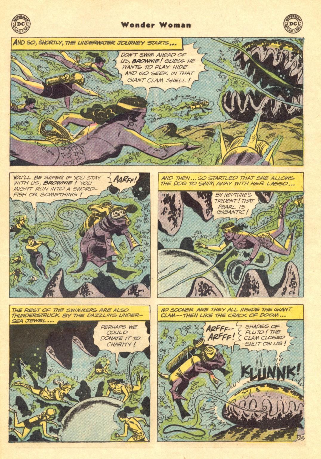 Read online Wonder Woman (1942) comic -  Issue #135 - 29
