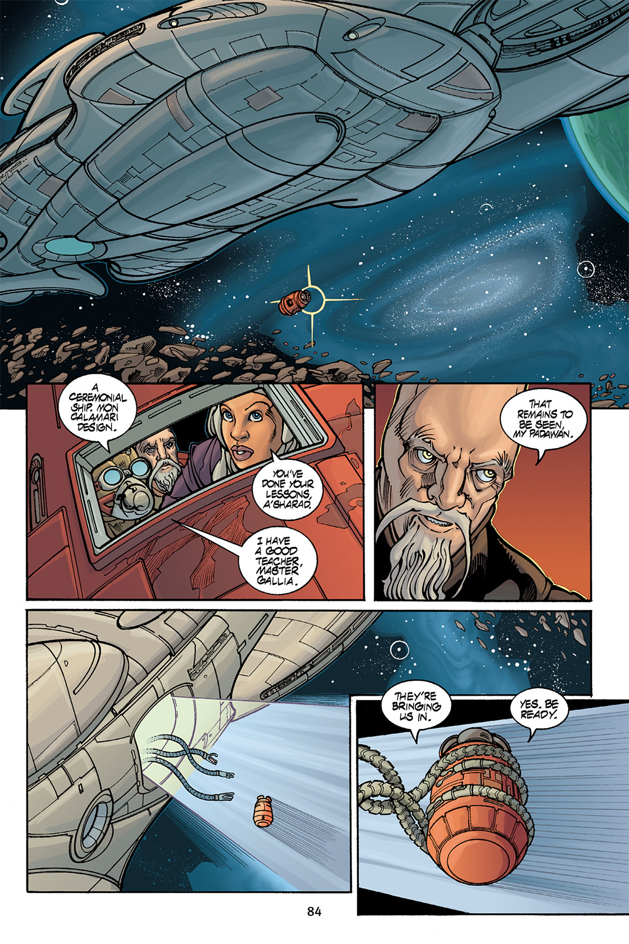 Read online Star Wars Omnibus comic -  Issue # Vol. 10 - 83