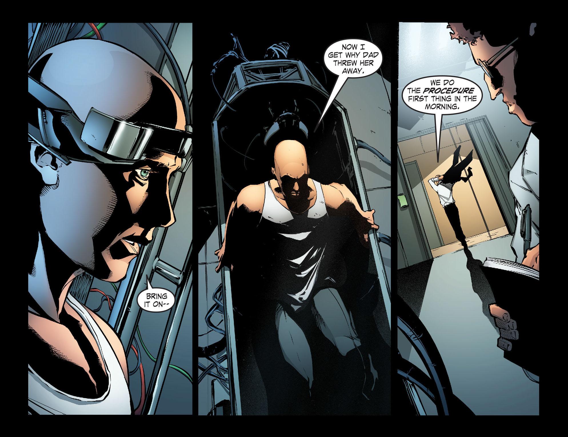 Read online Smallville: Season 11 comic -  Issue #30 - 6