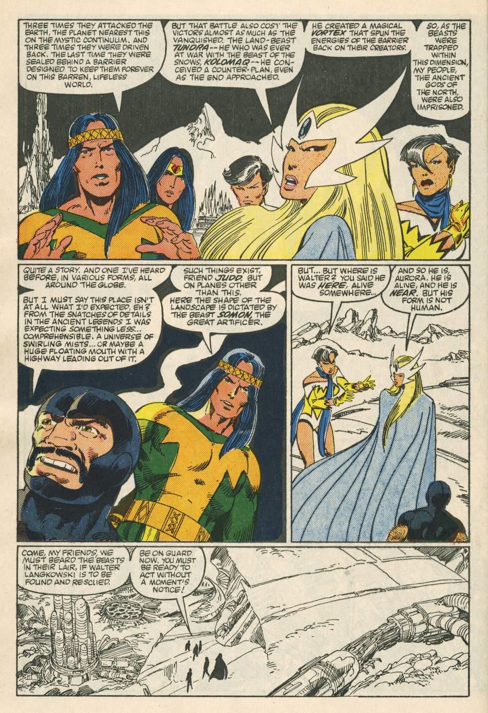 Read online Alpha Flight (1983) comic -  Issue #24 - 12