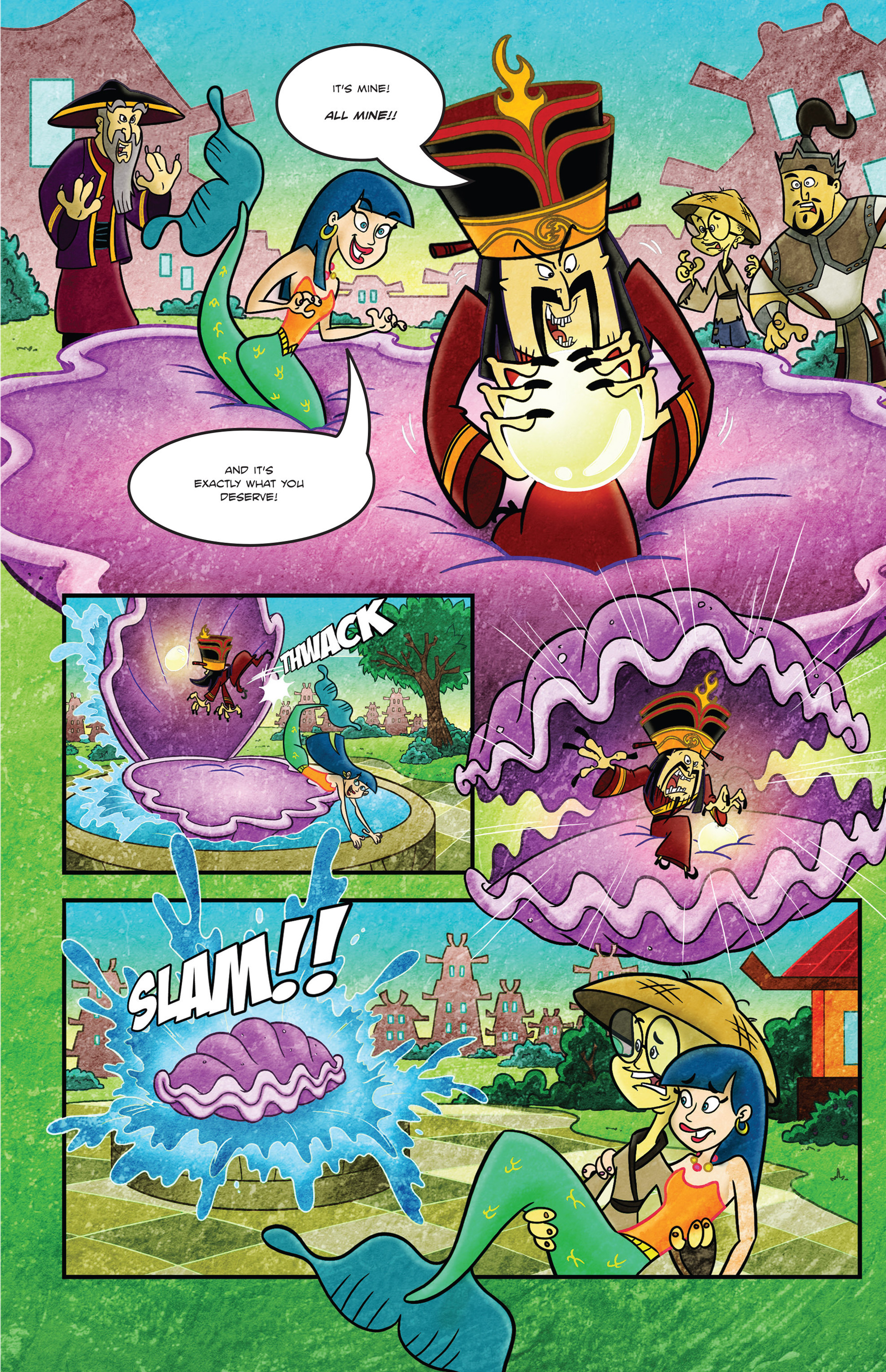 Read online 1001 Nights comic -  Issue #1 - 23
