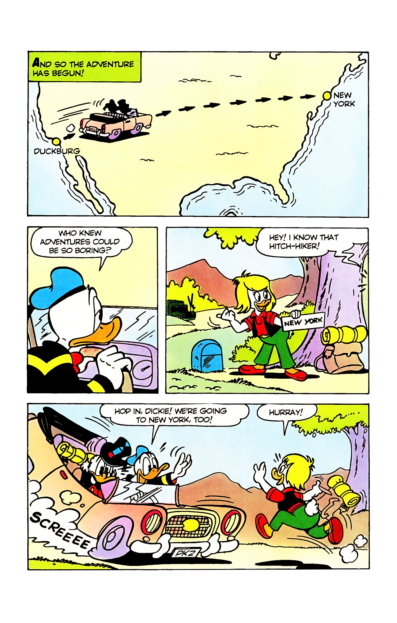 Read online Uncle Scrooge (1953) comic -  Issue #388 - 15