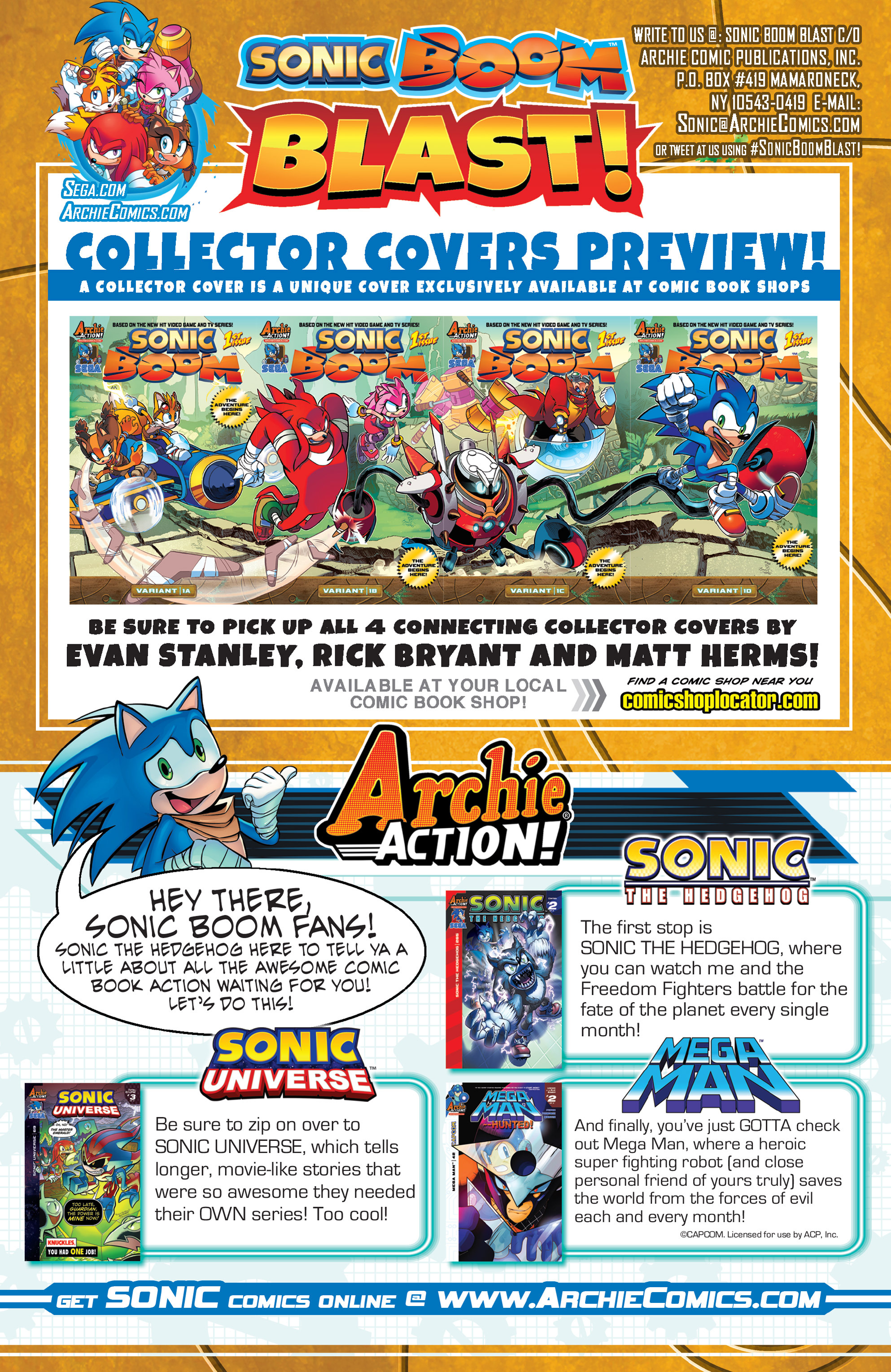 Read online Sonic Boom comic -  Issue #1 - 24