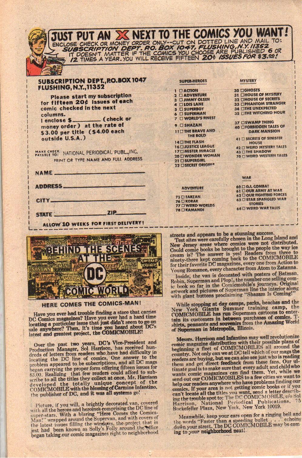 Read online Shazam! (1973) comic -  Issue #9 - 24