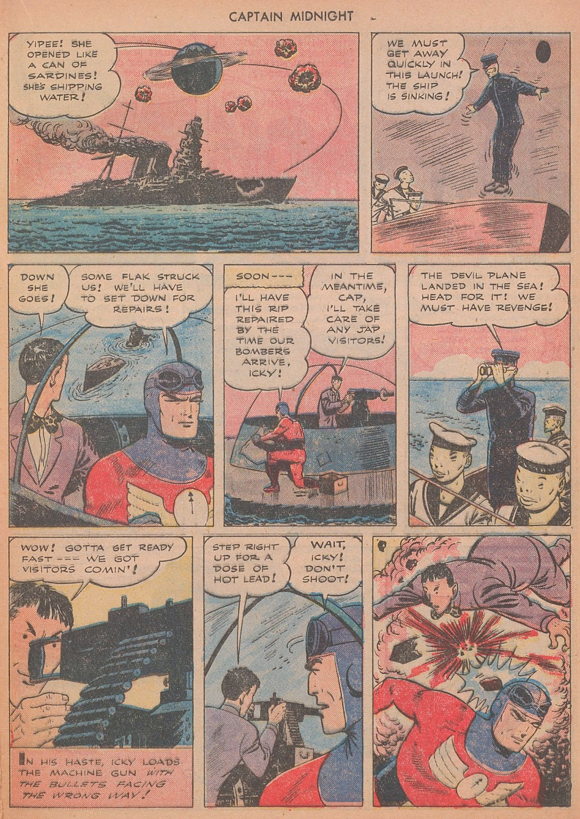 Captain Midnight (1942) issue 29 - Page 17