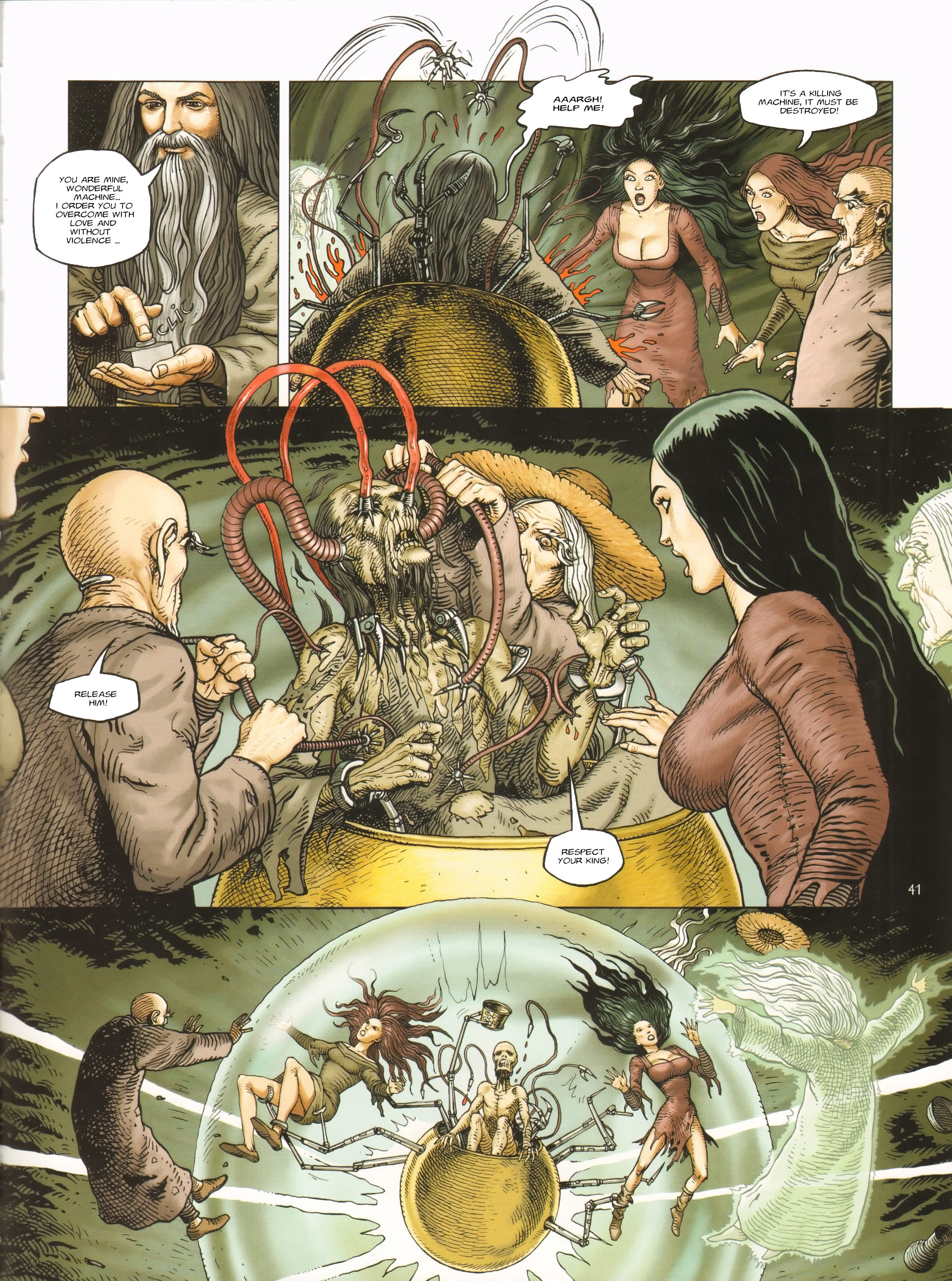 Read online Megalex (2014) comic -  Issue #3 - 44