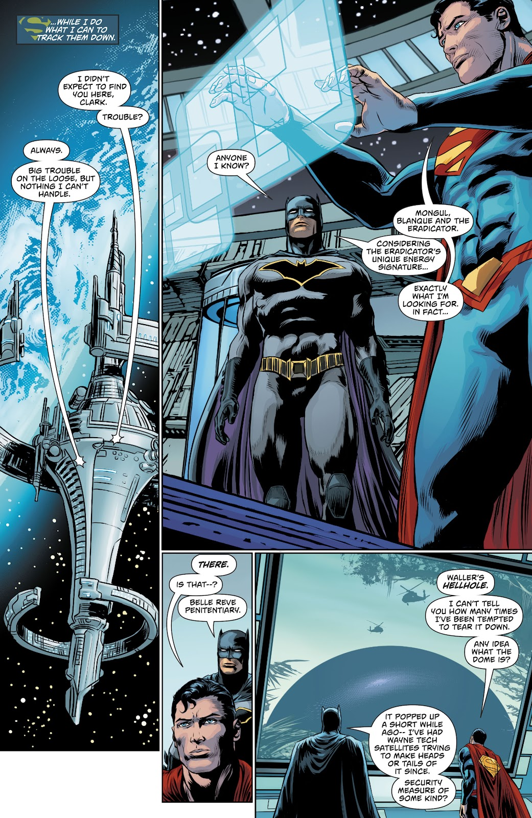 Read online Action Comics (2016) comic -  Issue #980 - 11