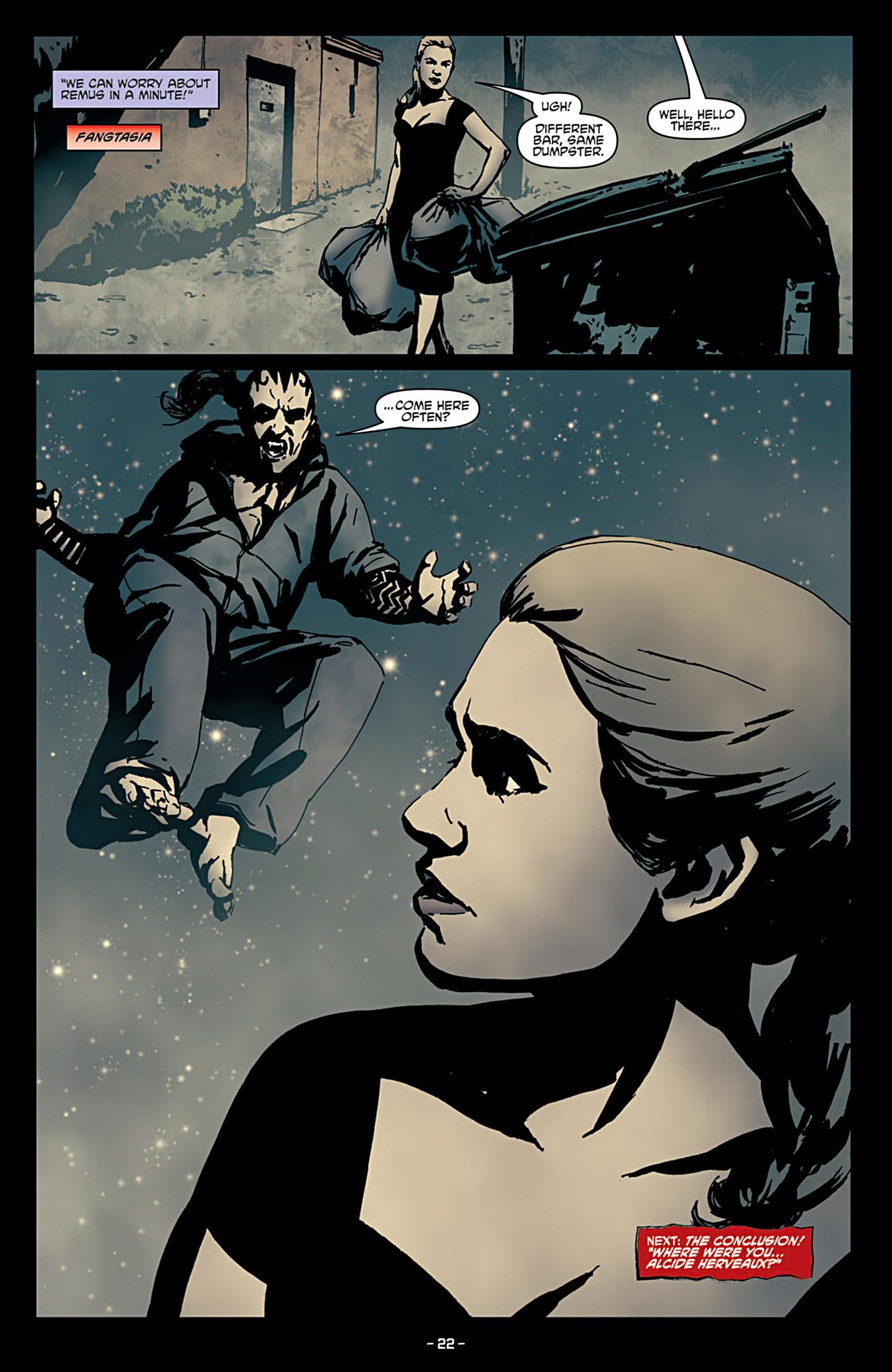 Read online True Blood (2012) comic -  Issue #3 - 24