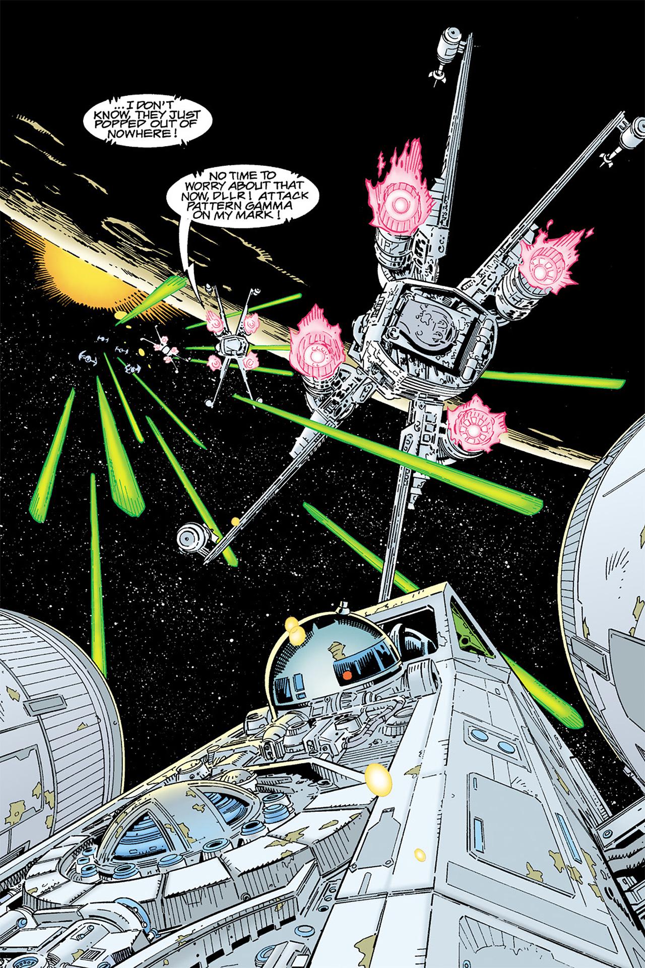 Read online Star Wars Omnibus comic -  Issue # Vol. 2 - 121