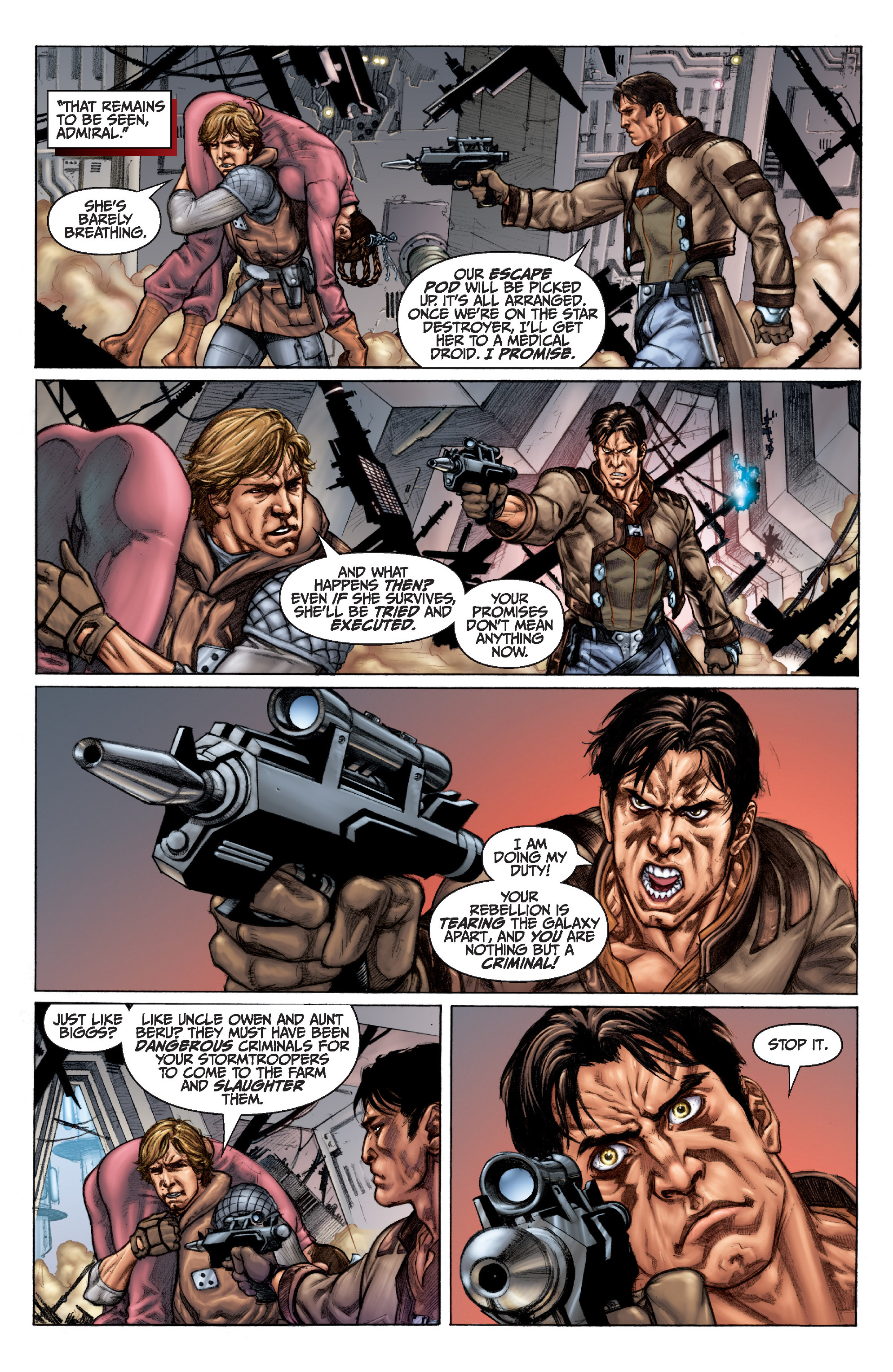 Read online Star Wars Omnibus comic -  Issue # Vol. 22 - 418