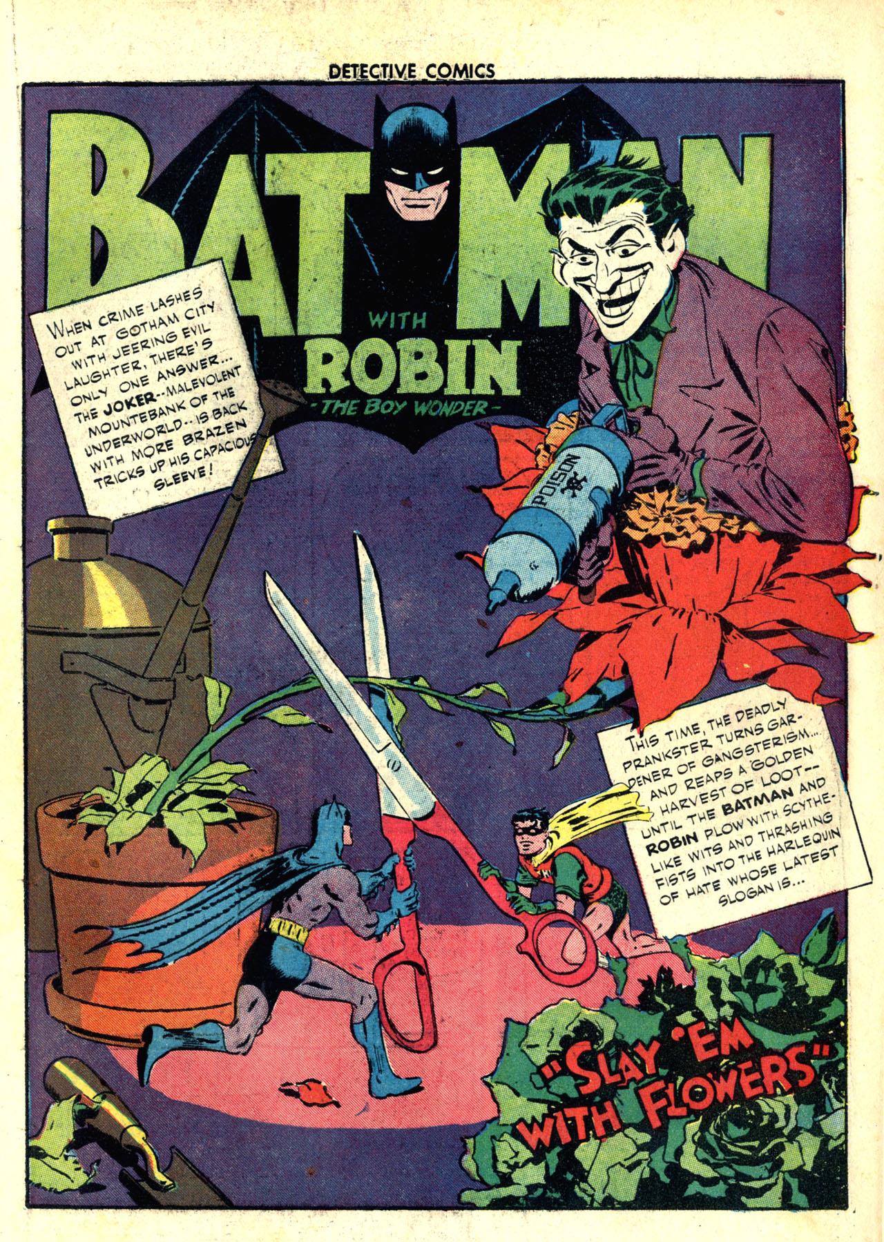 Read online Detective Comics (1937) comic -  Issue #76 - 3