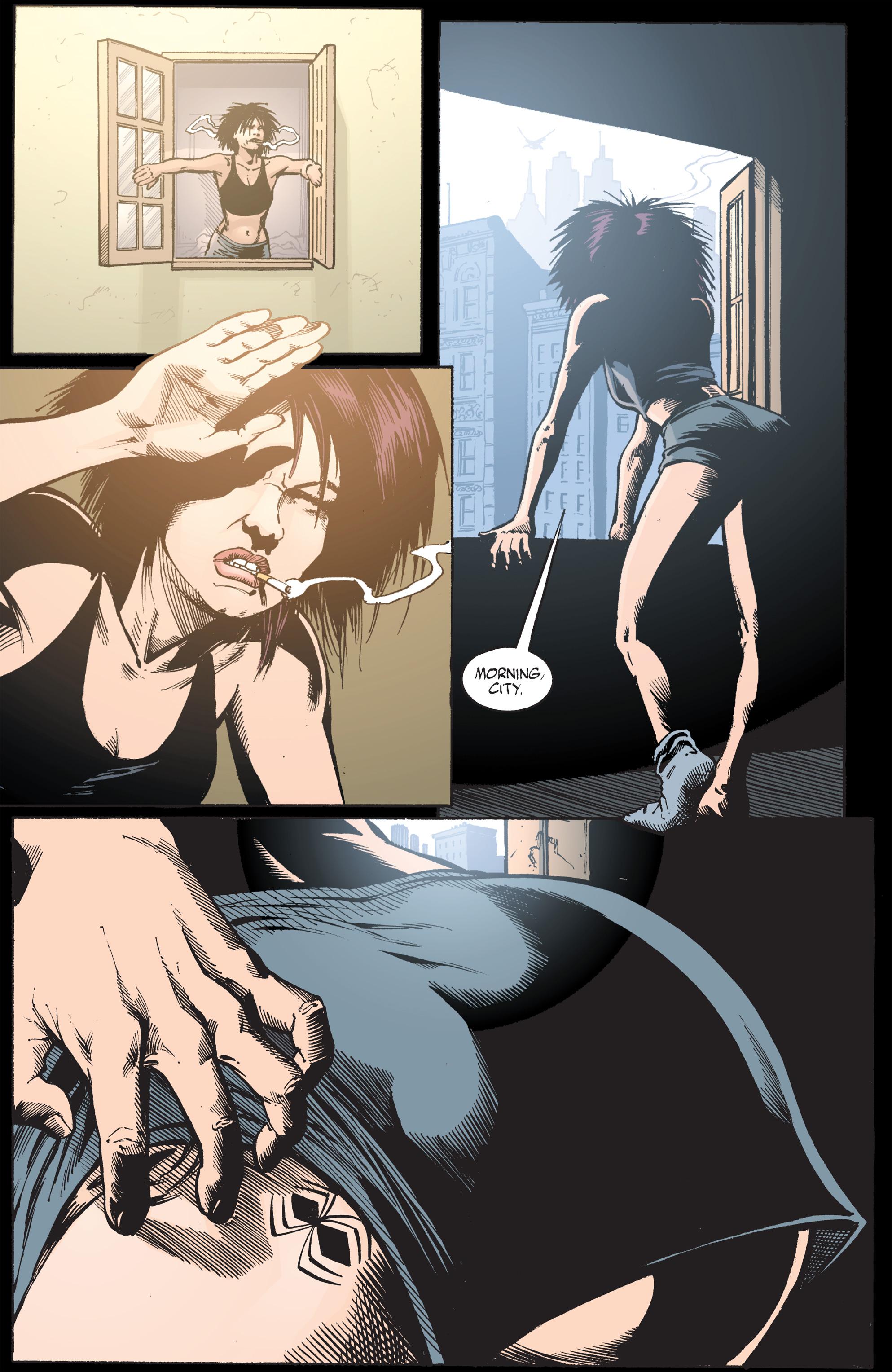 Read online Transmetropolitan comic -  Issue #43 - 5