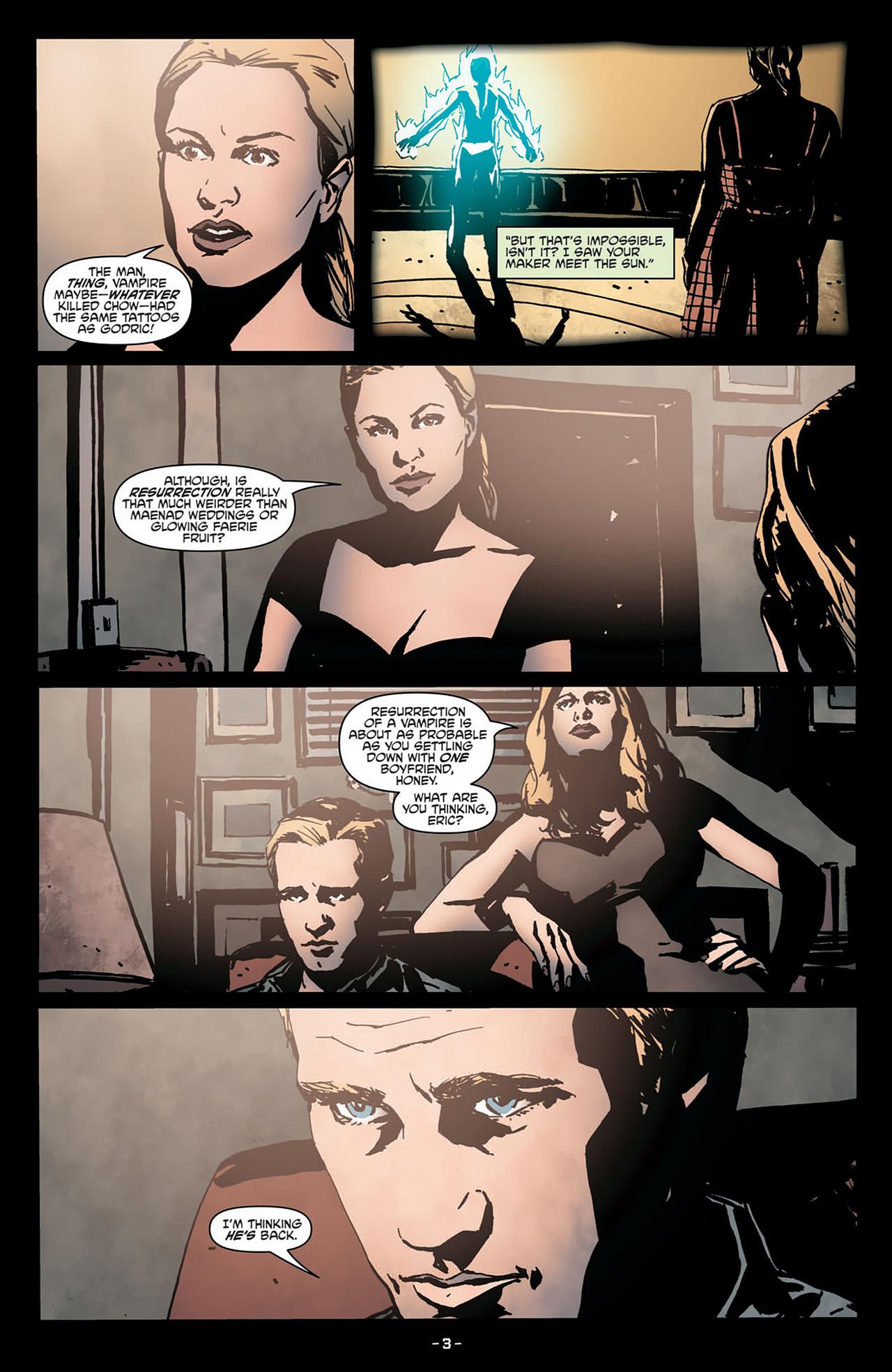 Read online True Blood (2012) comic -  Issue #2 - 5