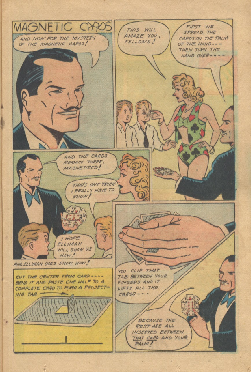 Super-Magician Comics issue 53 - Page 21