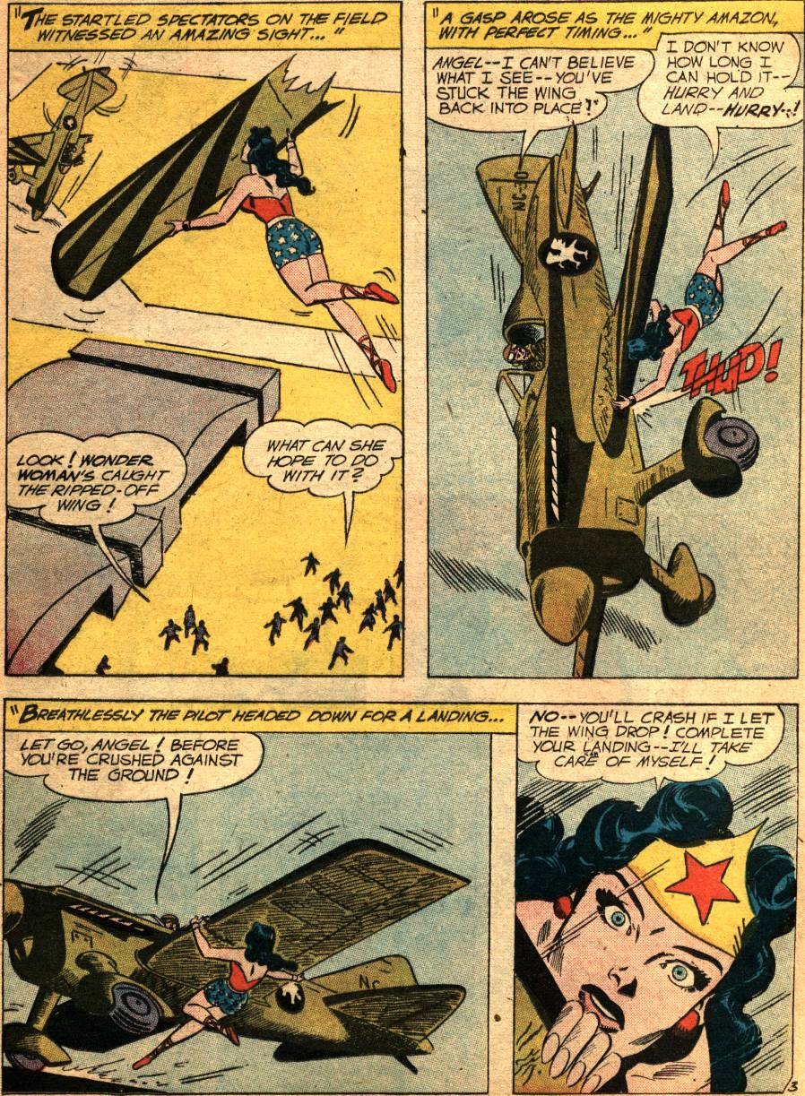 Read online Wonder Woman (1942) comic -  Issue #99 - 25