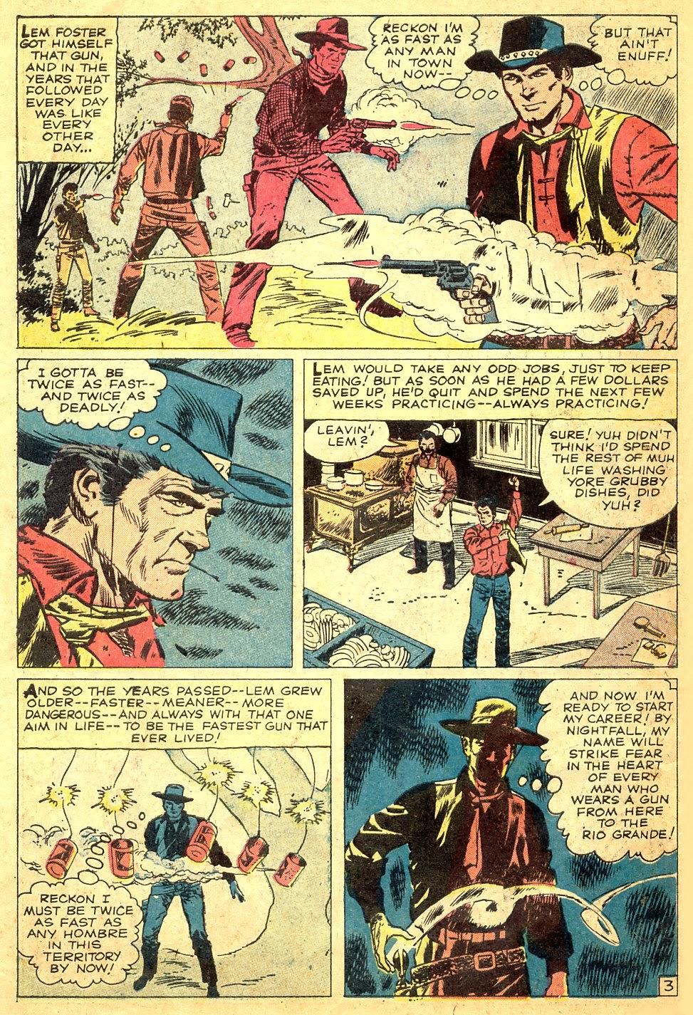 Gunsmoke Western issue 63 - Page 30