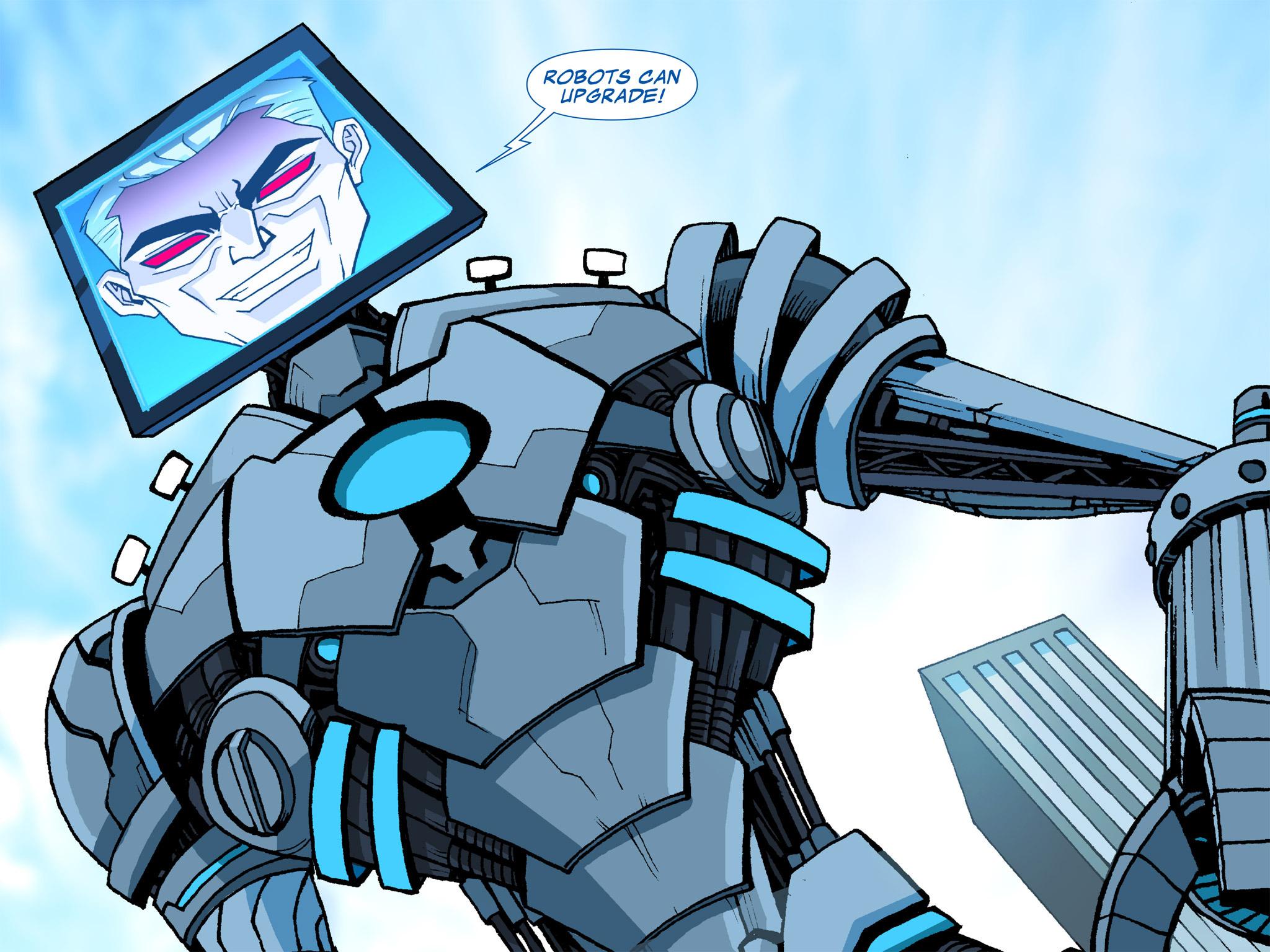 Read online Ultimate Spider-Man (Infinite Comics) (2015) comic -  Issue #5 - 41