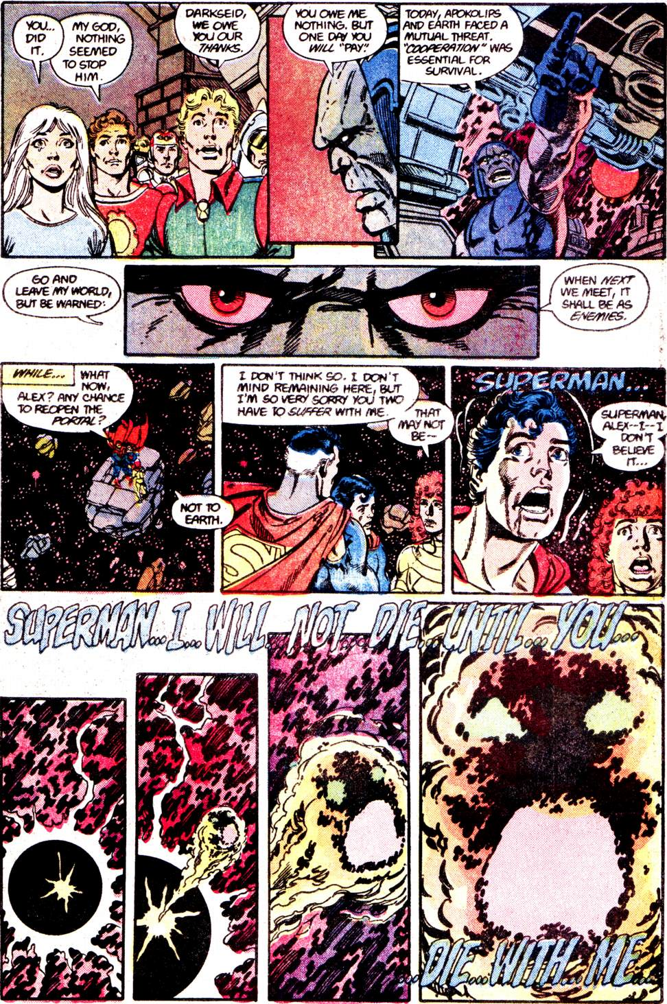 Crisis on Infinite Earths (1985) 12 Page 35