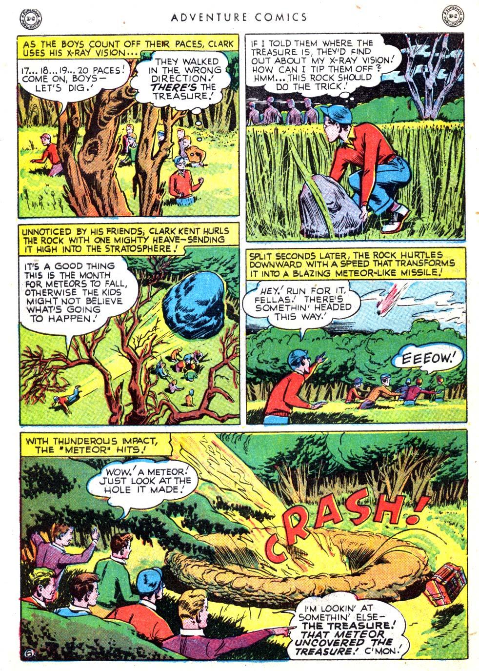 Read online Adventure Comics (1938) comic -  Issue #137 - 8