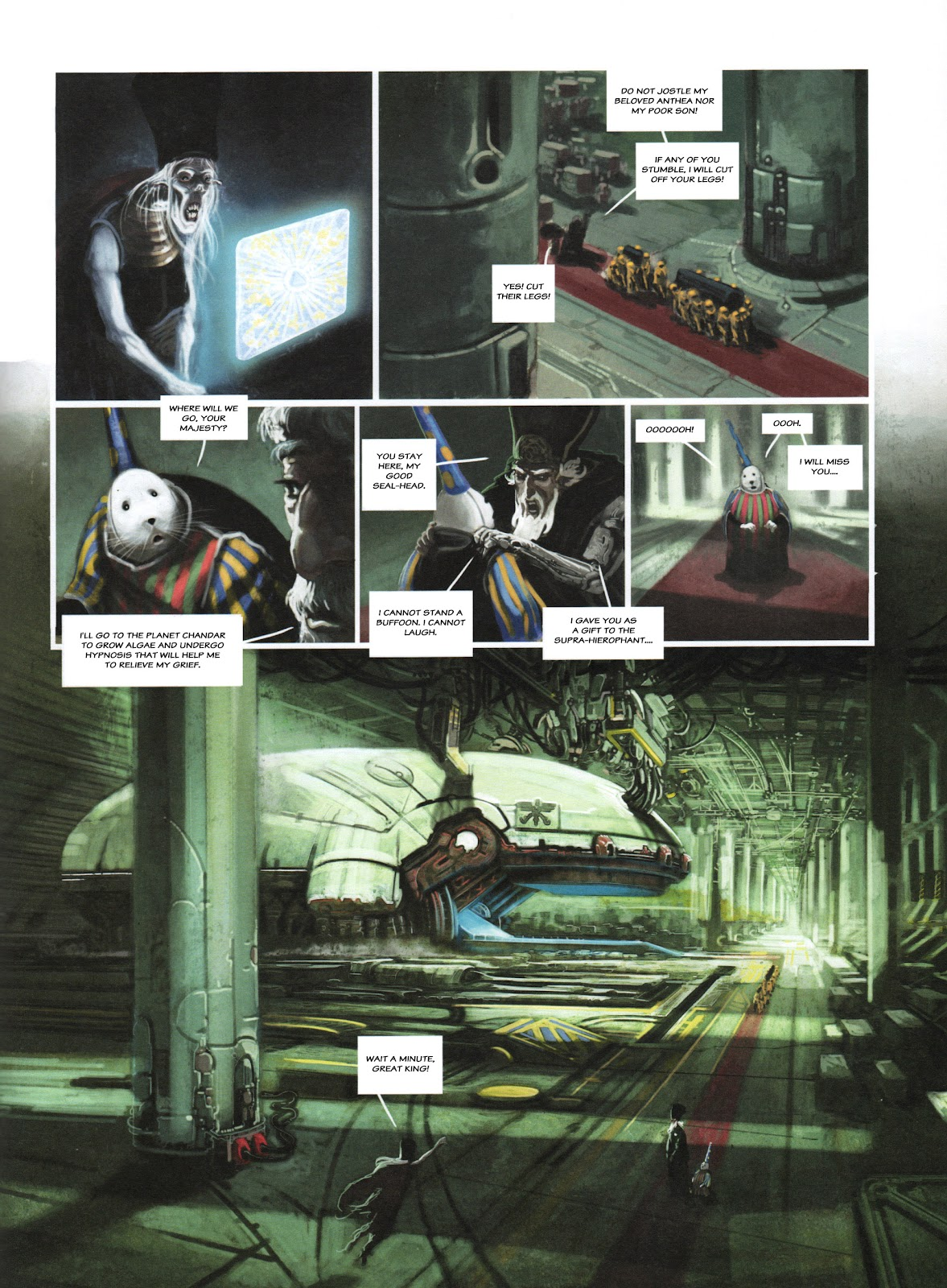 Showman Killer issue 2 - Page 17