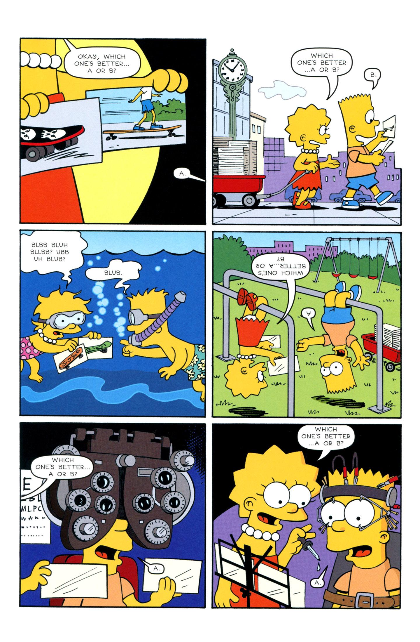 Read online Simpsons Comics Presents Bart Simpson comic -  Issue #74 - 7