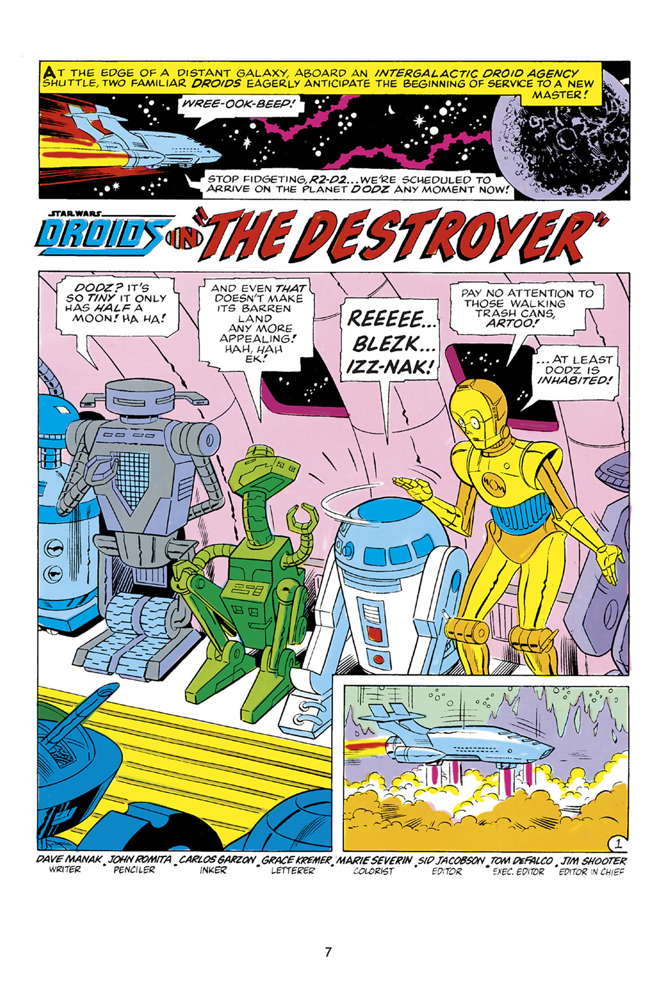 Read online Star Wars Omnibus comic -  Issue # Vol. 23 - 8