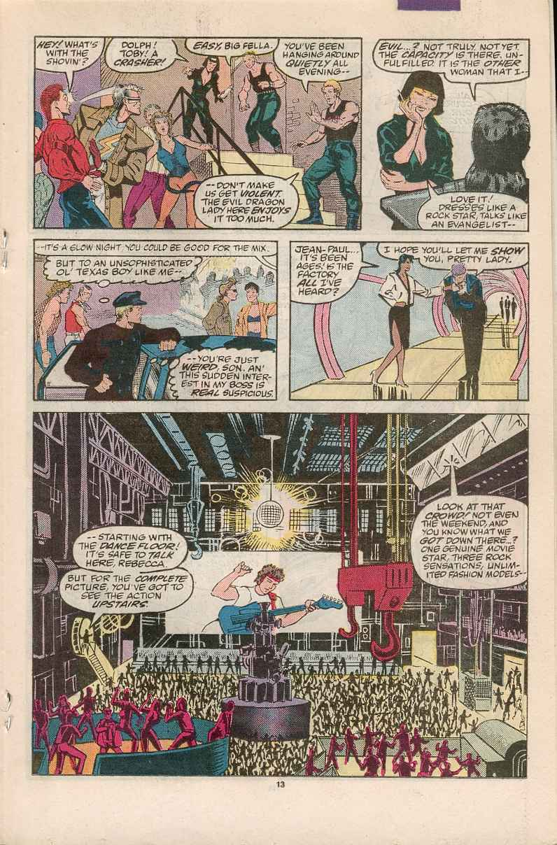 Read online Justice (1986) comic -  Issue #1 - 14