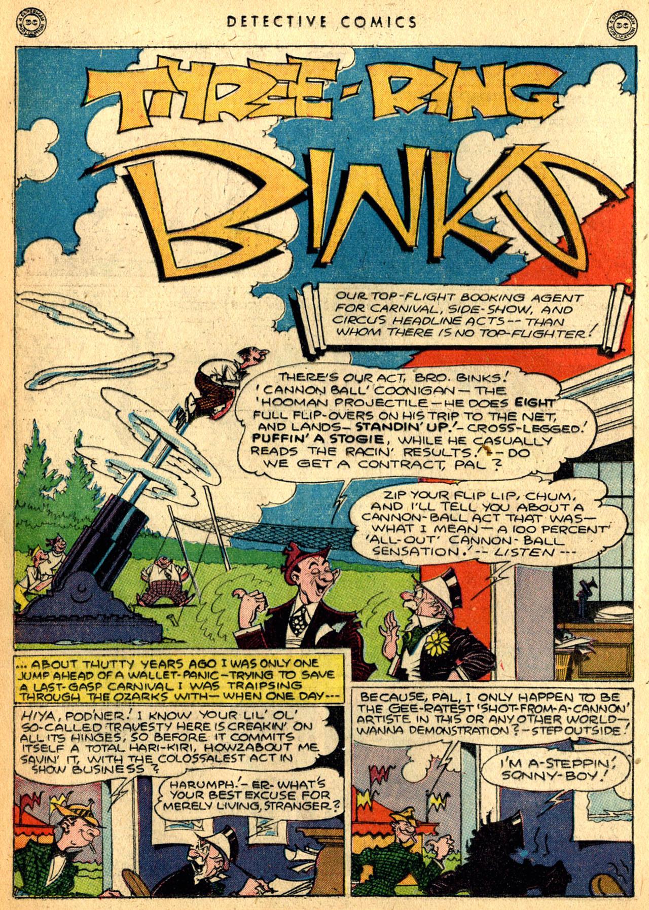 Read online Detective Comics (1937) comic -  Issue #98 - 24