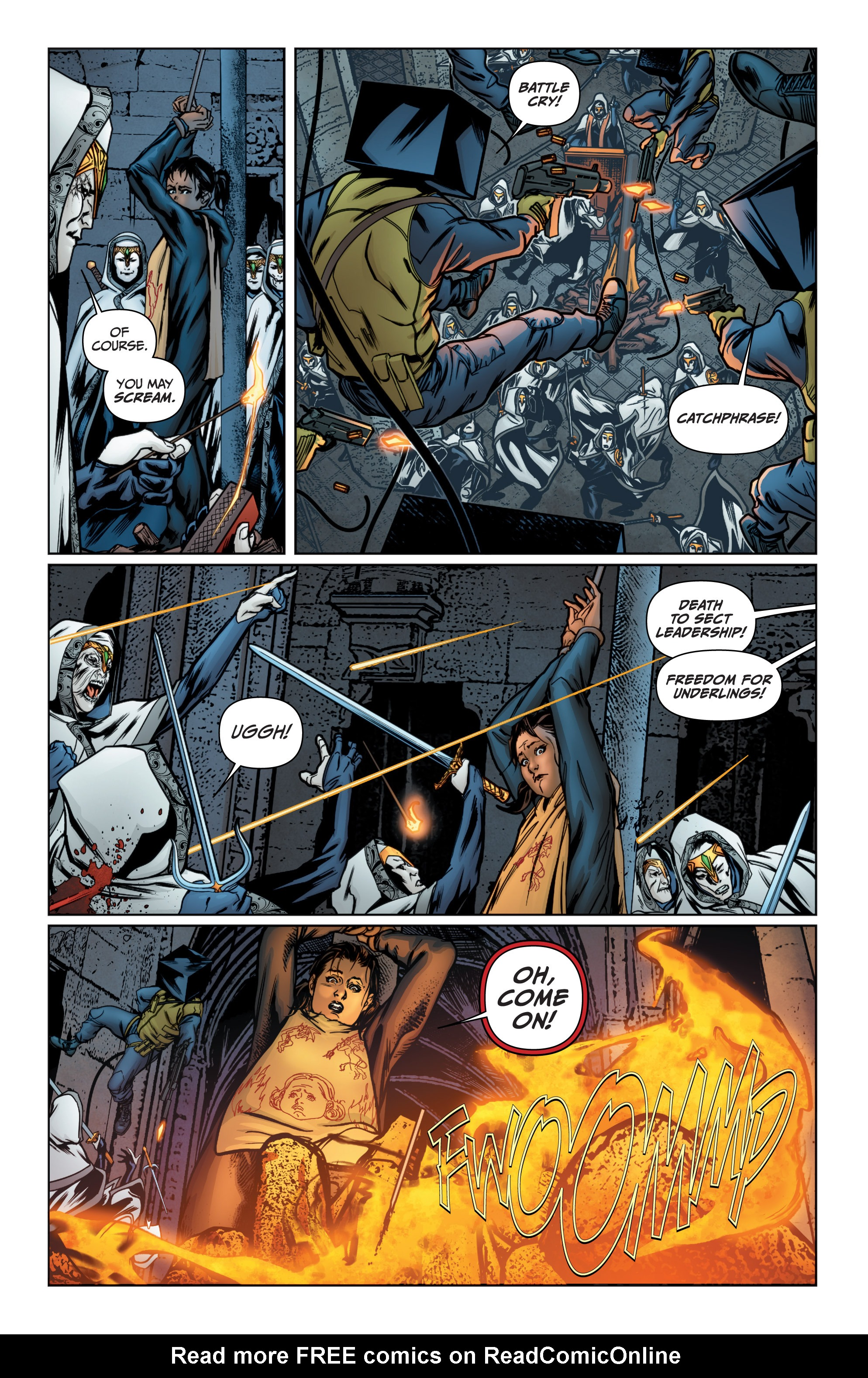 Read online Archer and Armstrong comic -  Issue #Archer and Armstrong _TPB 4 - 59