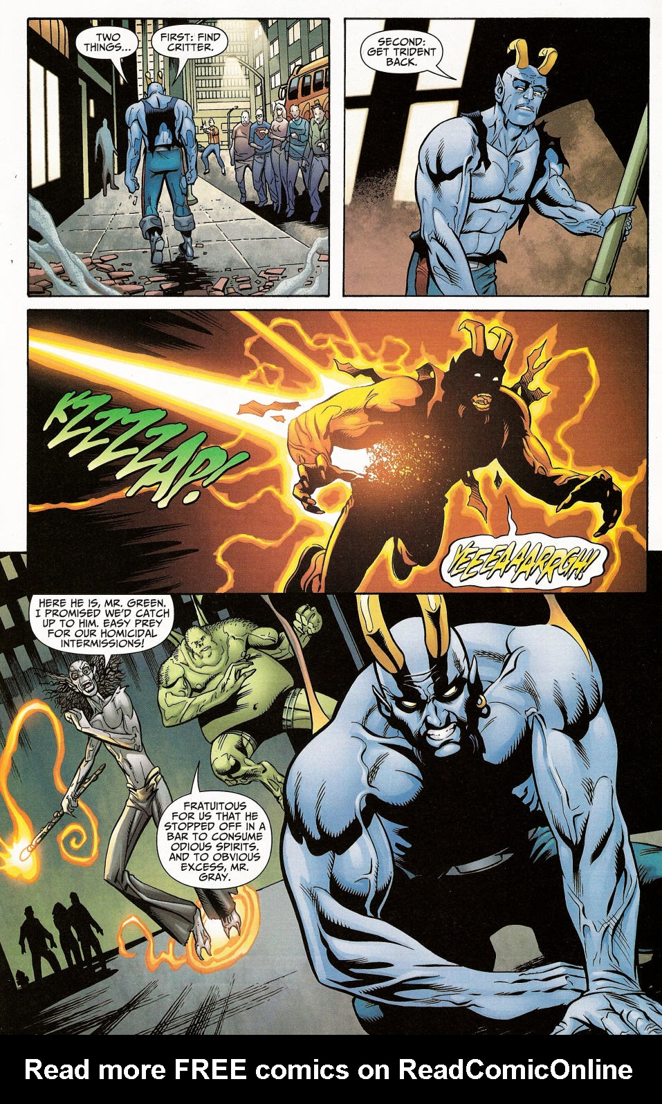 Read online Shadowpact comic -  Issue #4 - 26