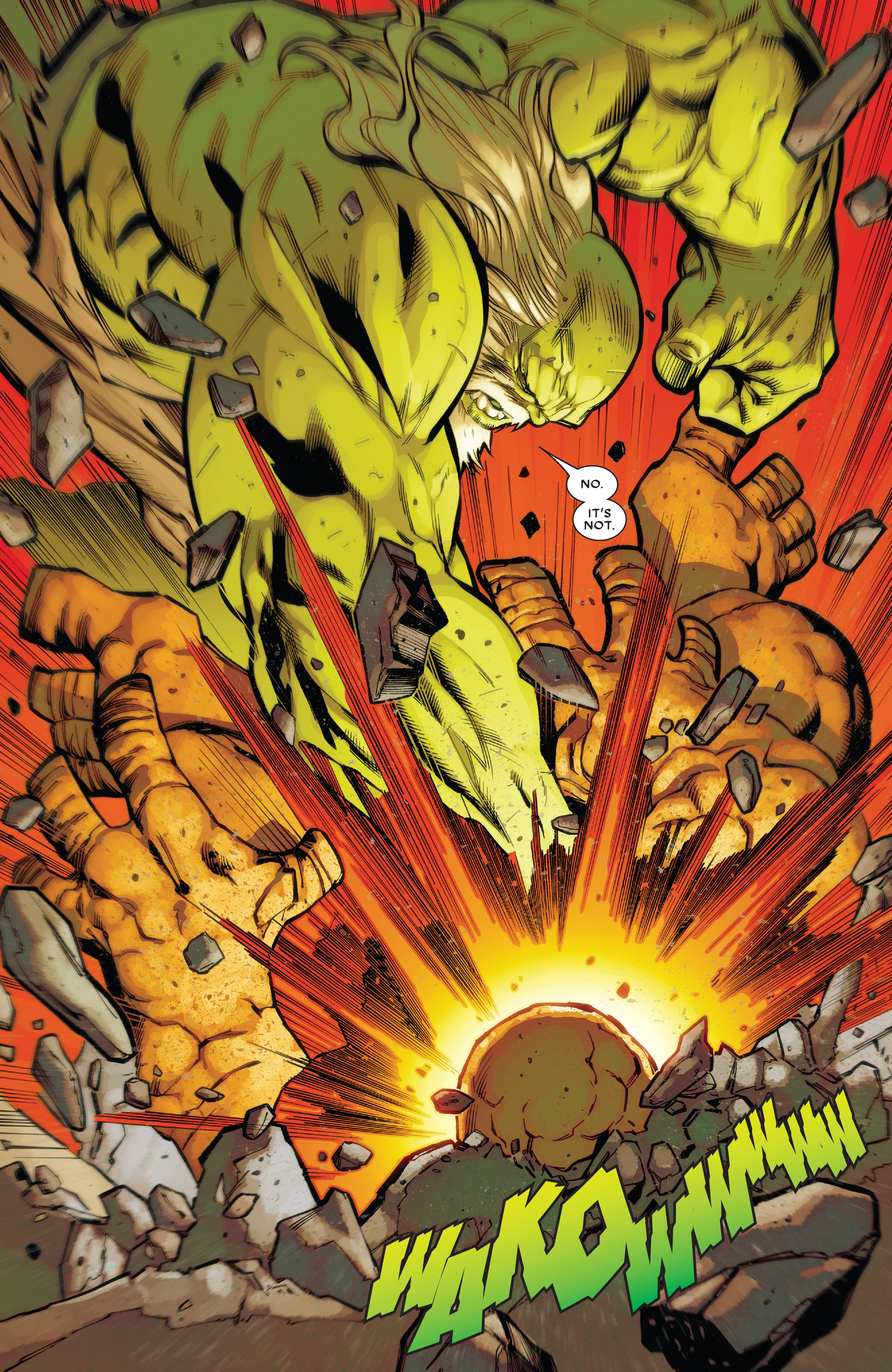 Read online Future Imperfect comic -  Issue #2 - 19