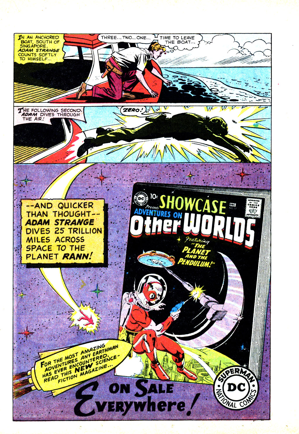 Read online Action Comics (1938) comic -  Issue #246 - 17