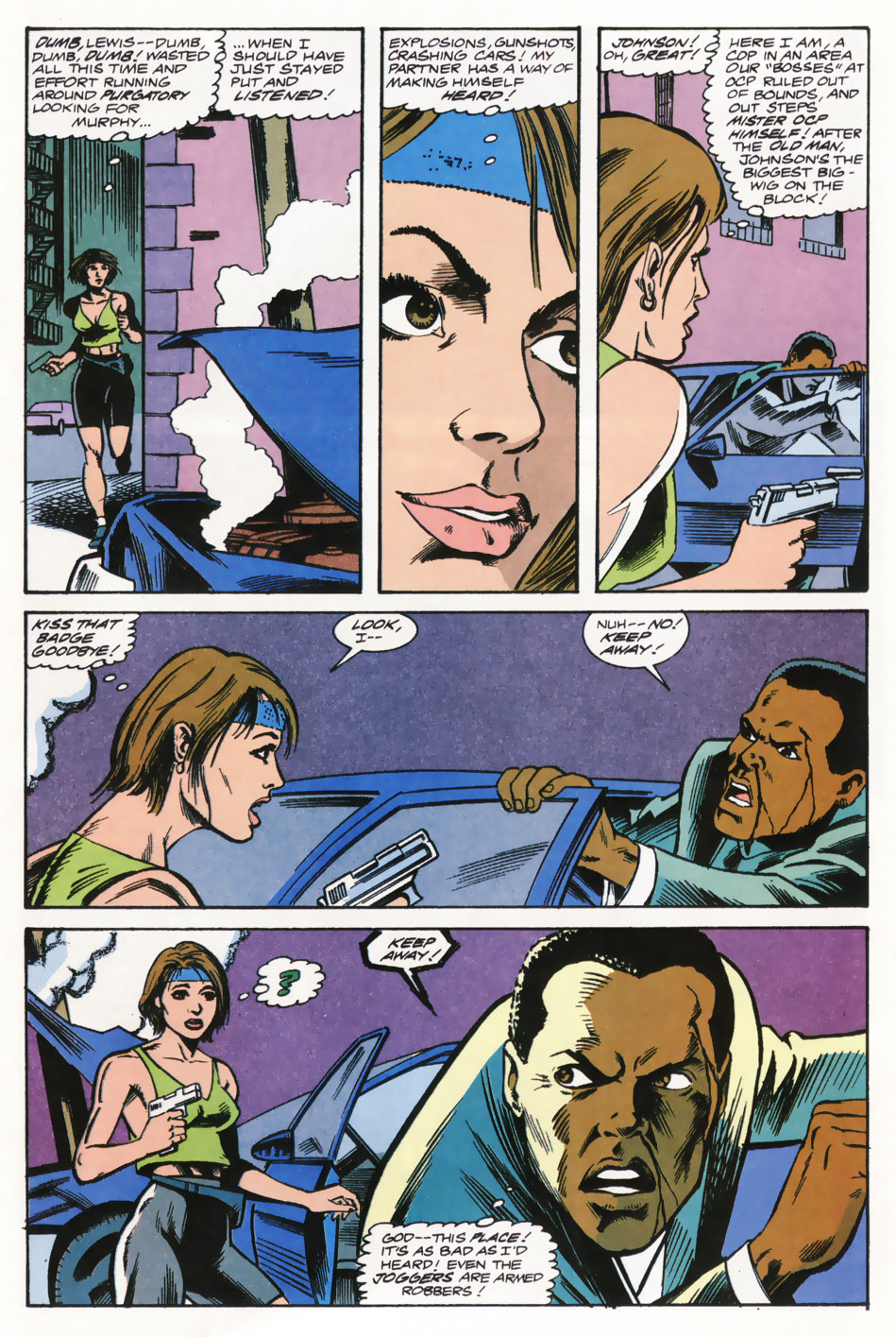 Read online Robocop (1990) comic -  Issue #15 - 10