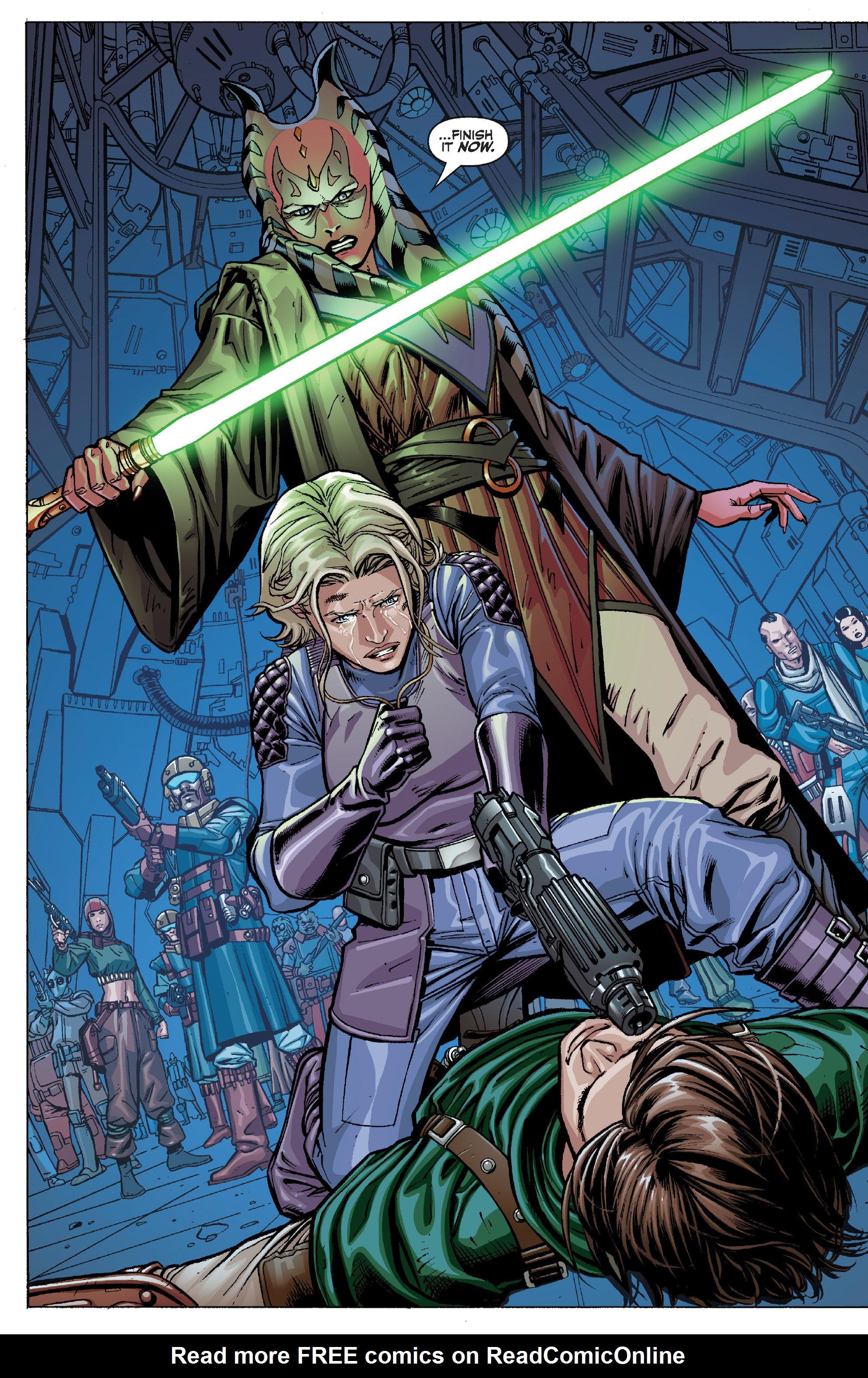 Read online Star Wars Omnibus comic -  Issue # Vol. 32 - 97
