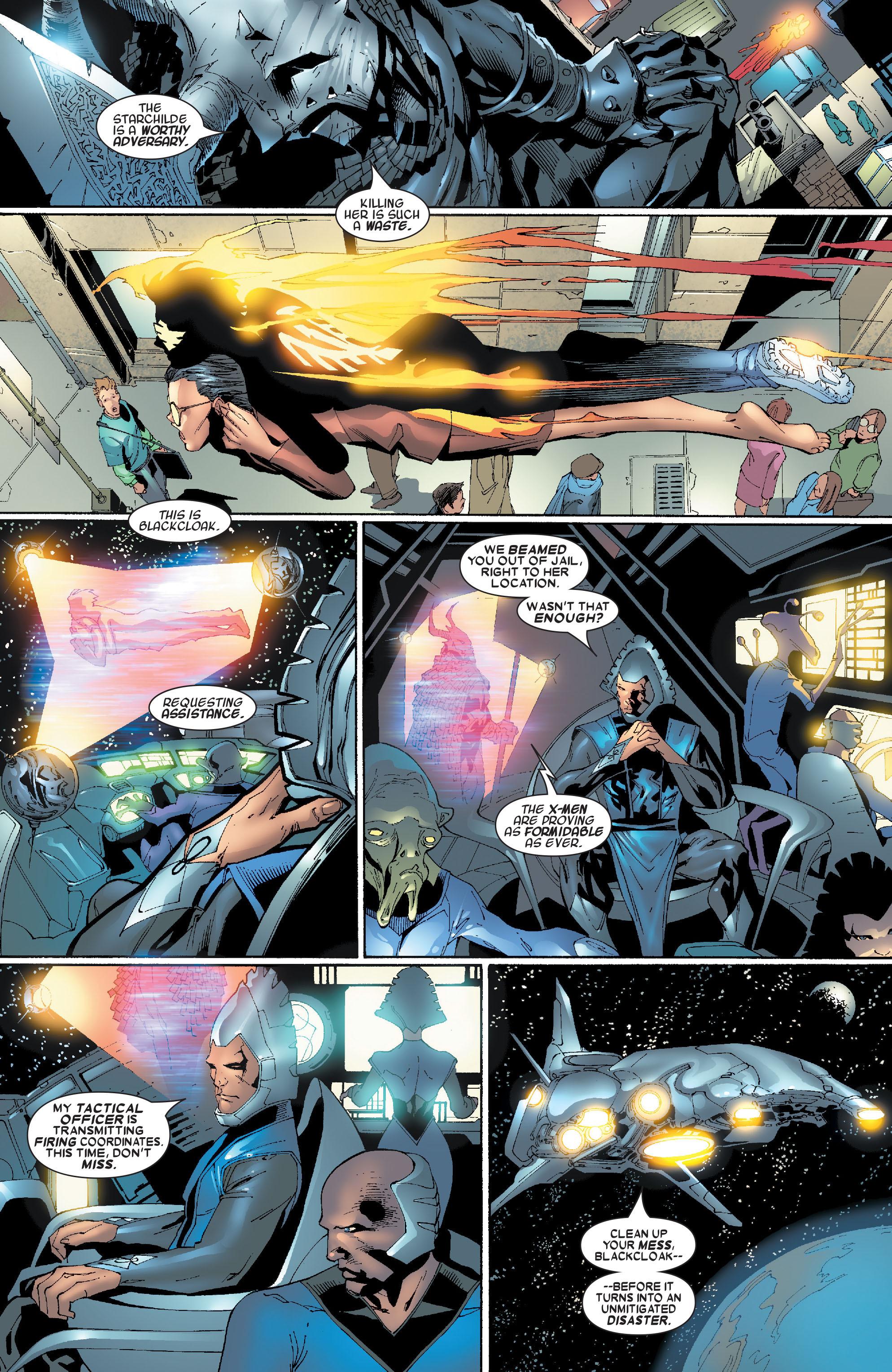 Read online Uncanny X-Men (1963) comic -  Issue #471 - 7