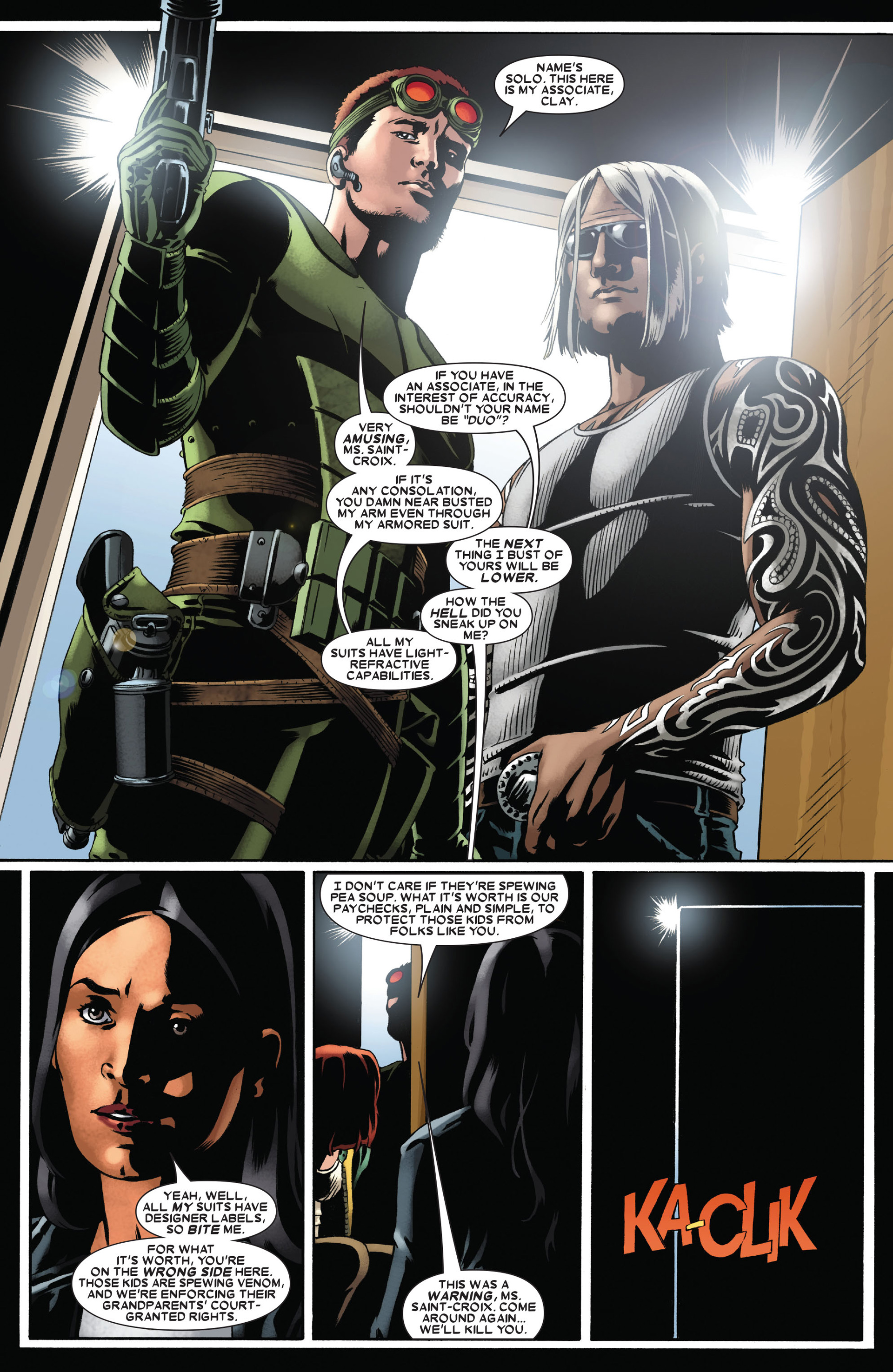 Read online X-Factor (2006) comic -  Issue #22 - 15