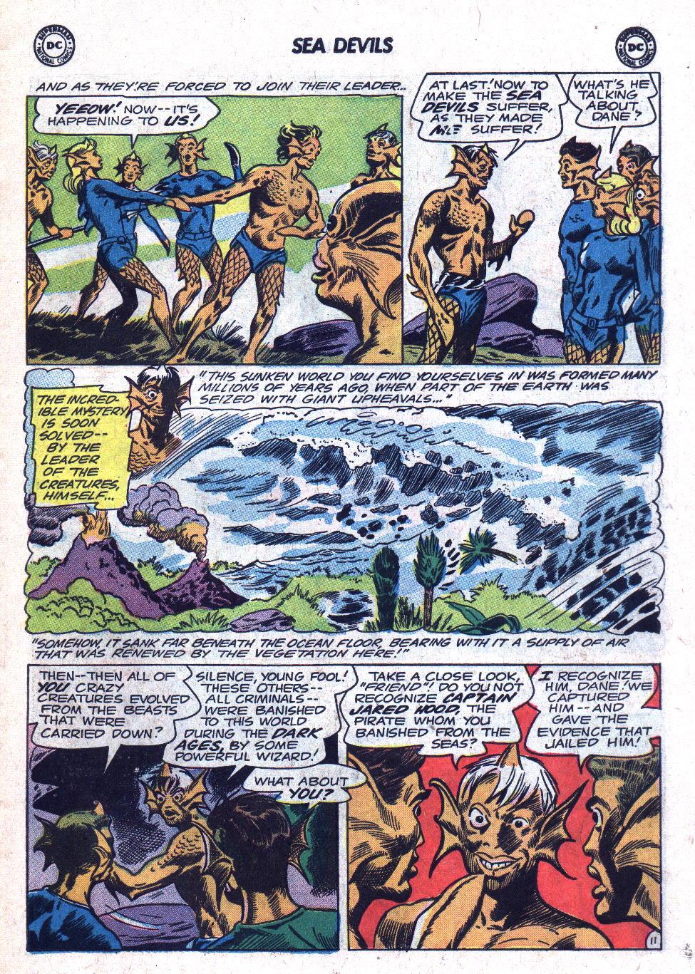 Read online Sea Devils comic -  Issue #18 - 15