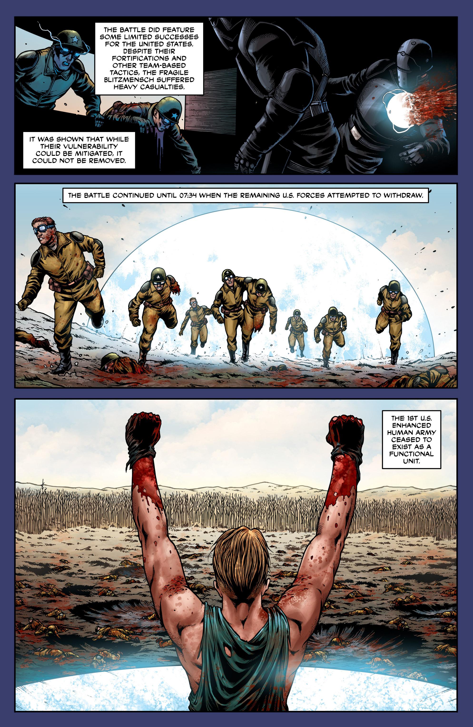 Read online Uber: Invasion comic -  Issue #3 - 16