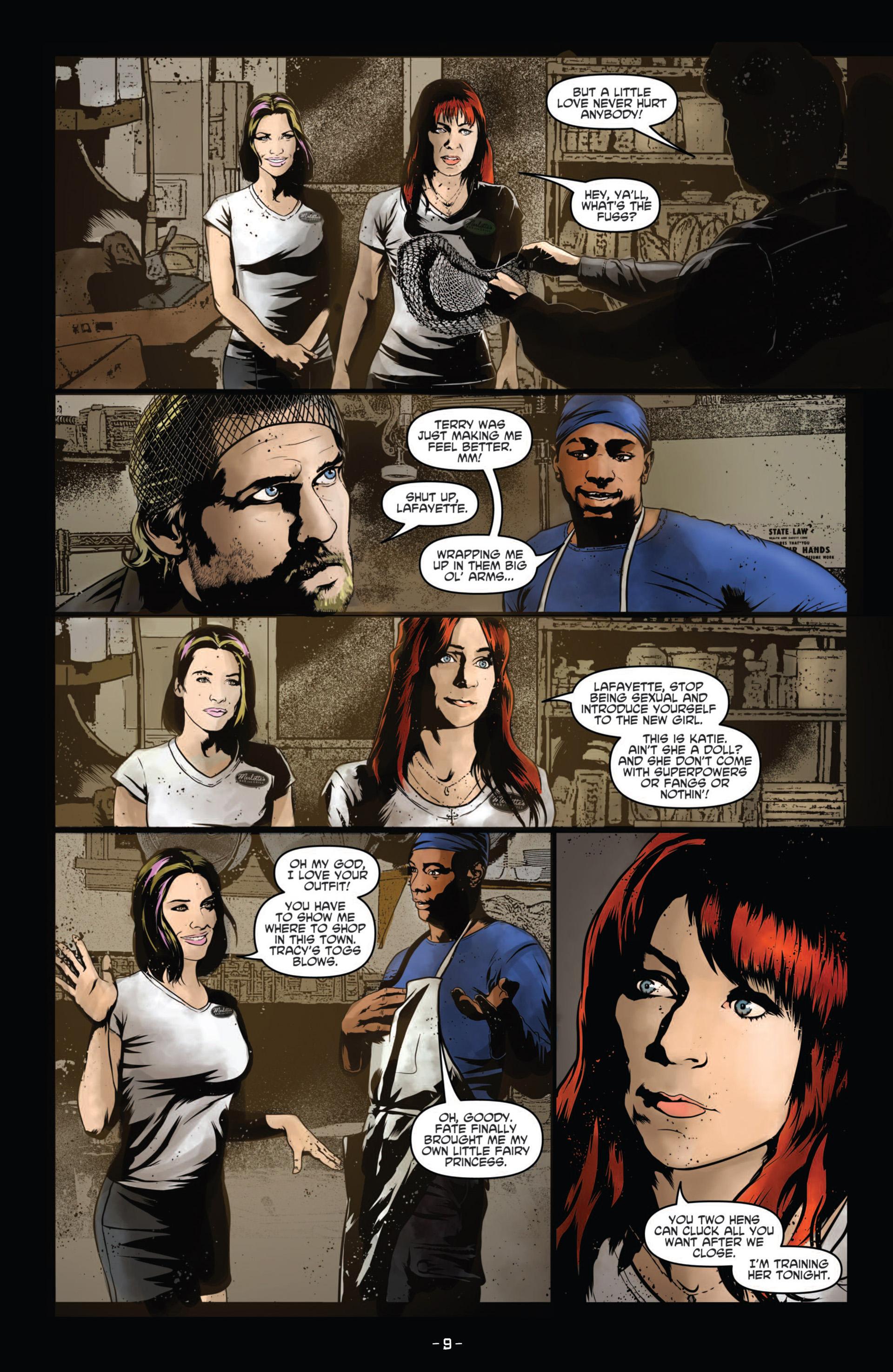 Read online True Blood (2012) comic -  Issue #11 - 12