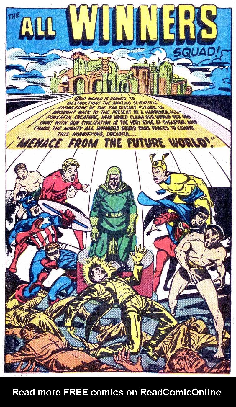 All-Winners Comics 21 Page 2