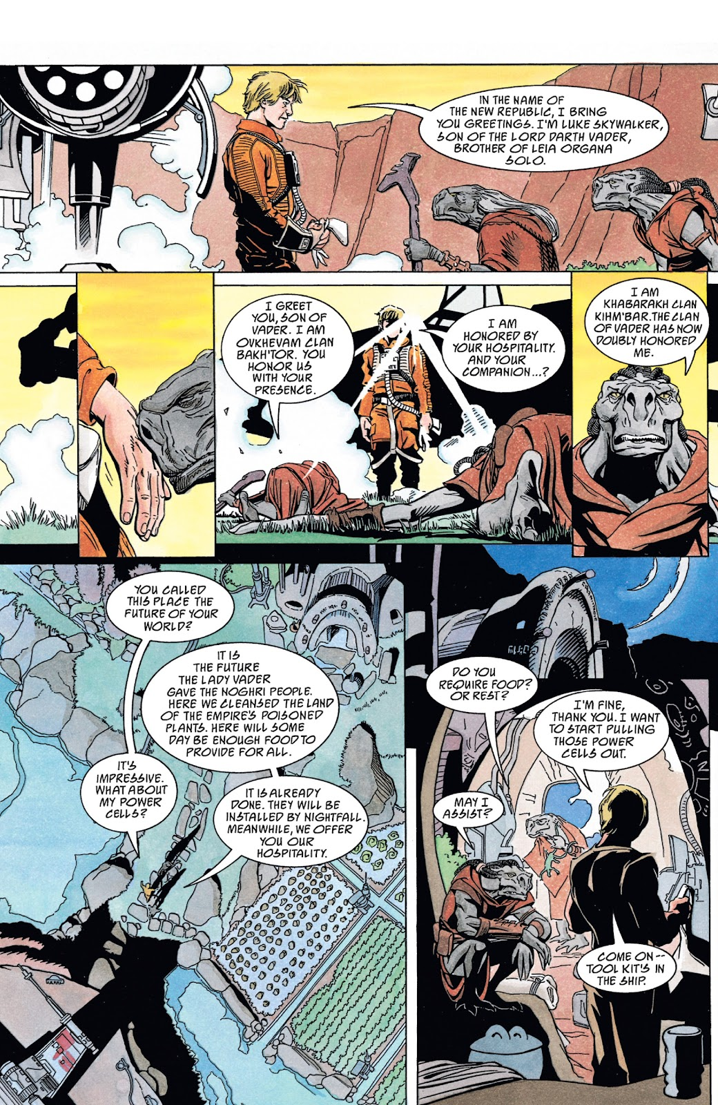 Read online Star Wars Legends: The New Republic - Epic Collection comic -  Issue # TPB 4 (Part 4) - 28