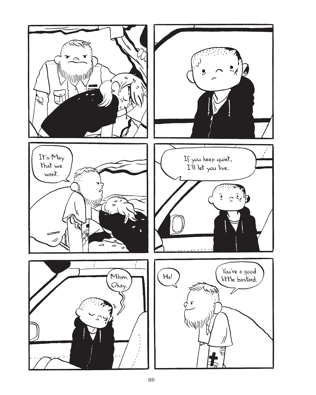 Read online Bastard comic -  Issue # TPB (Part 1) - 88