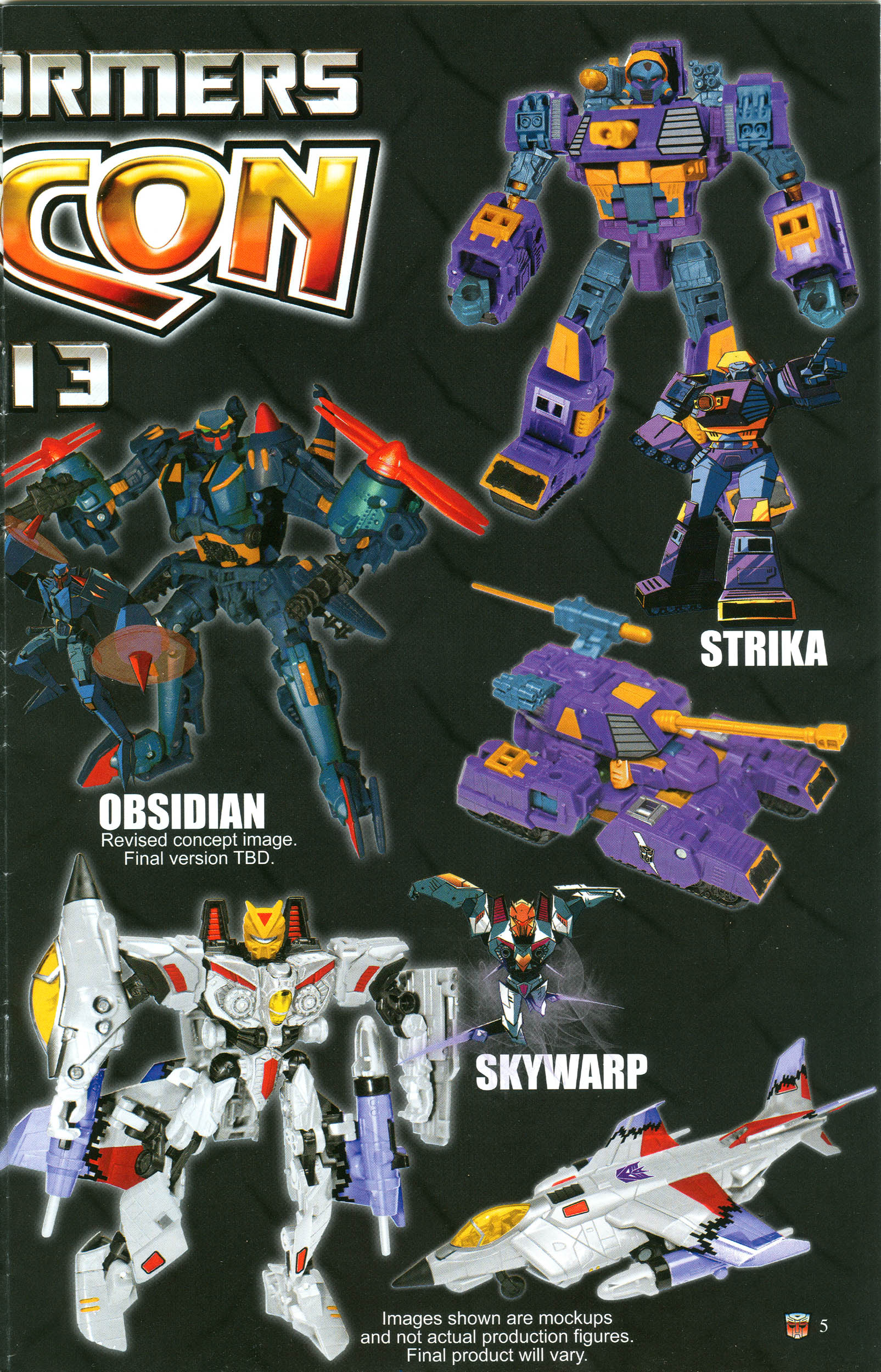 Read online Transformers: Collectors' Club comic -  Issue #50 - 5
