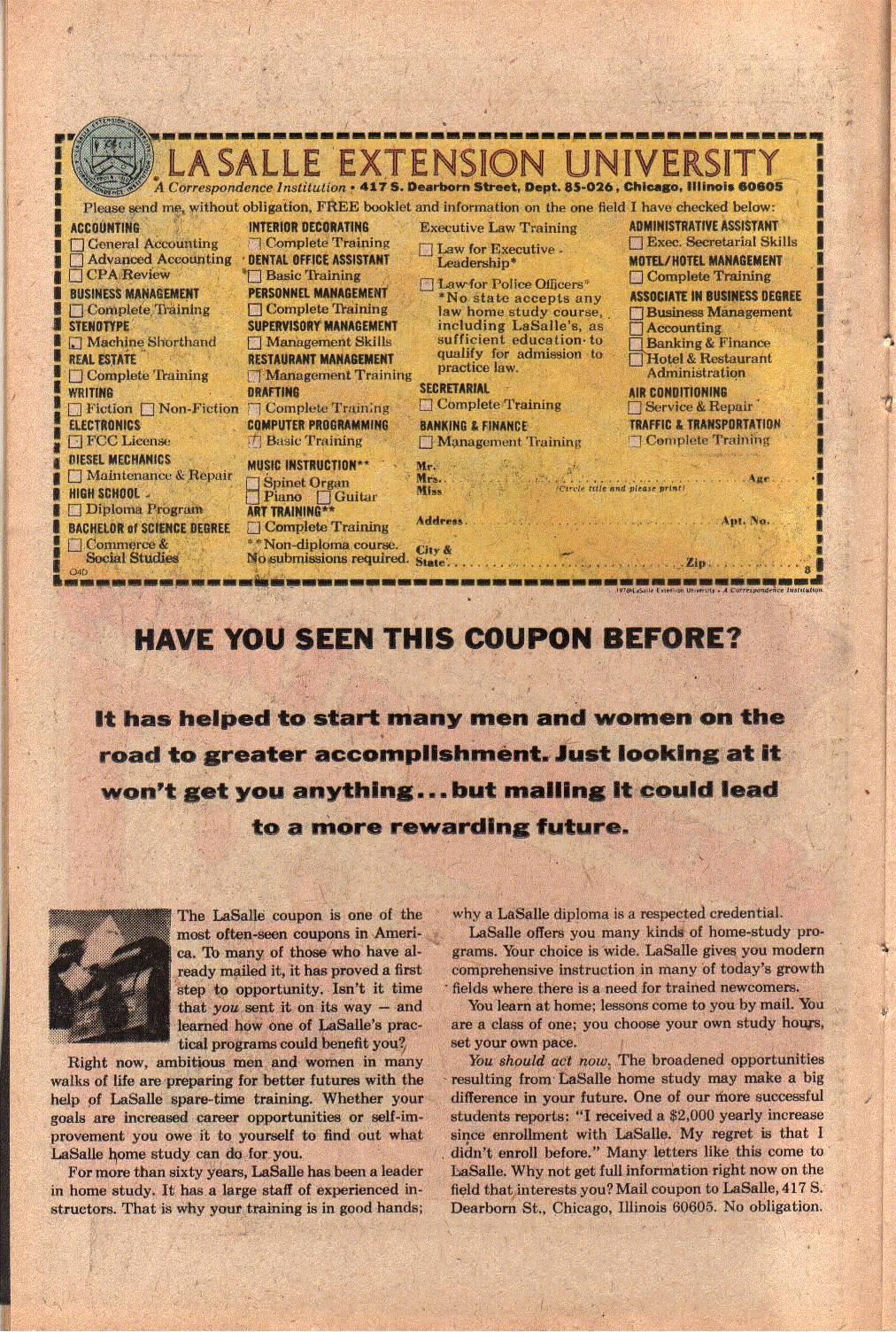 Read online Shazam! (1973) comic -  Issue #27 - 14
