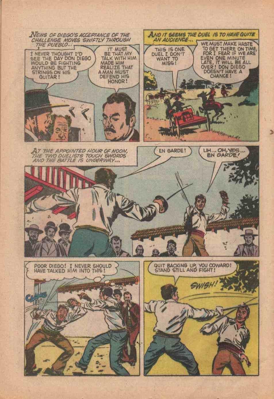 Zorro (1966) issue 6 - Page 16