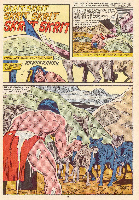 Read online Alpha Flight (1983) comic -  Issue #35 - 16