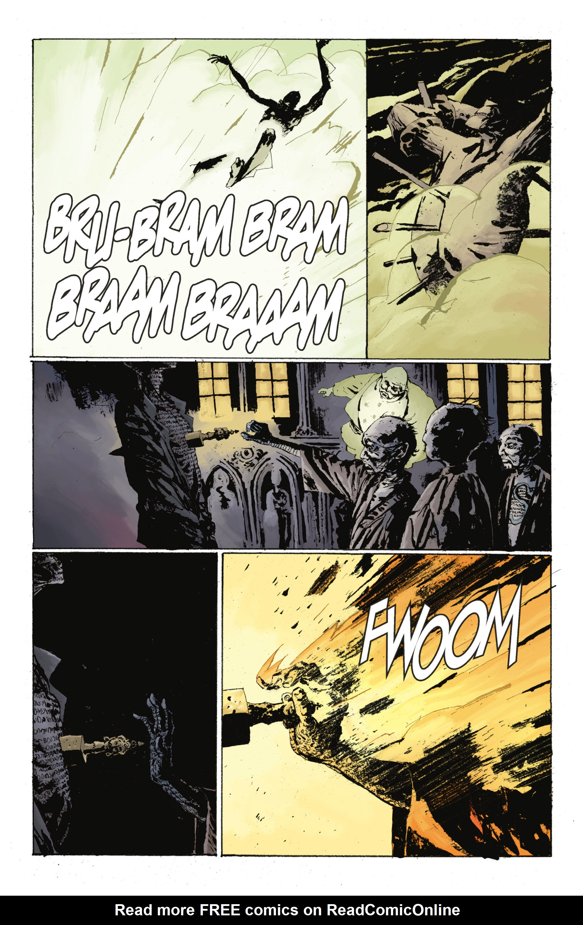 Read online Abe Sapien: The Drowning comic -  Issue #Abe Sapien: The Drowning _TPB - 66