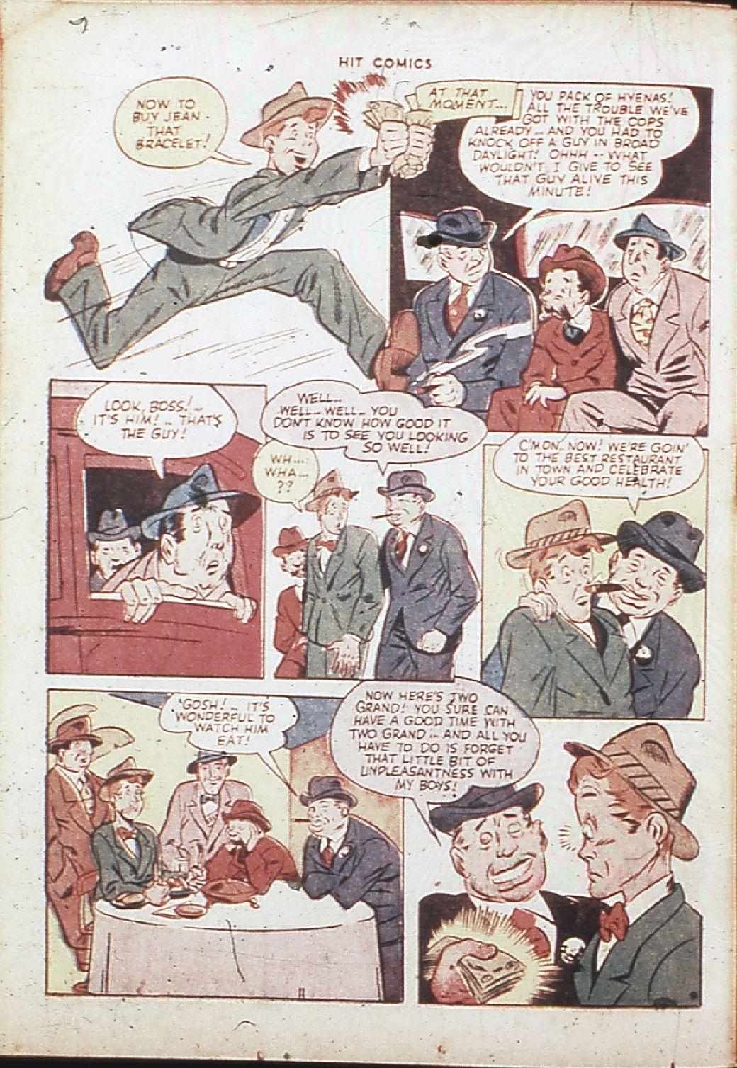 Read online Hit Comics comic -  Issue #30 - 57