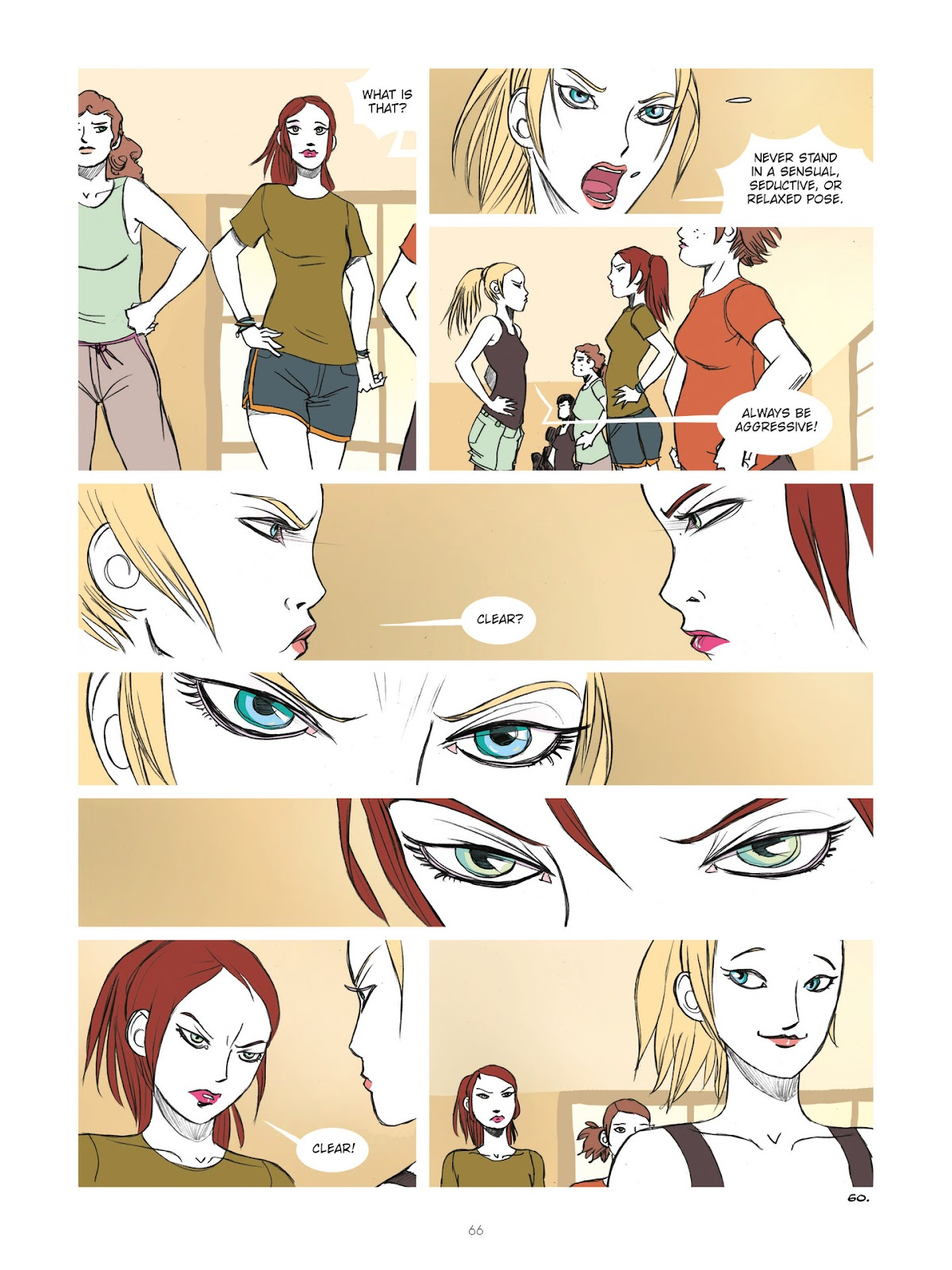 Read online Diary of A Femen comic -  Issue # TPB - 68