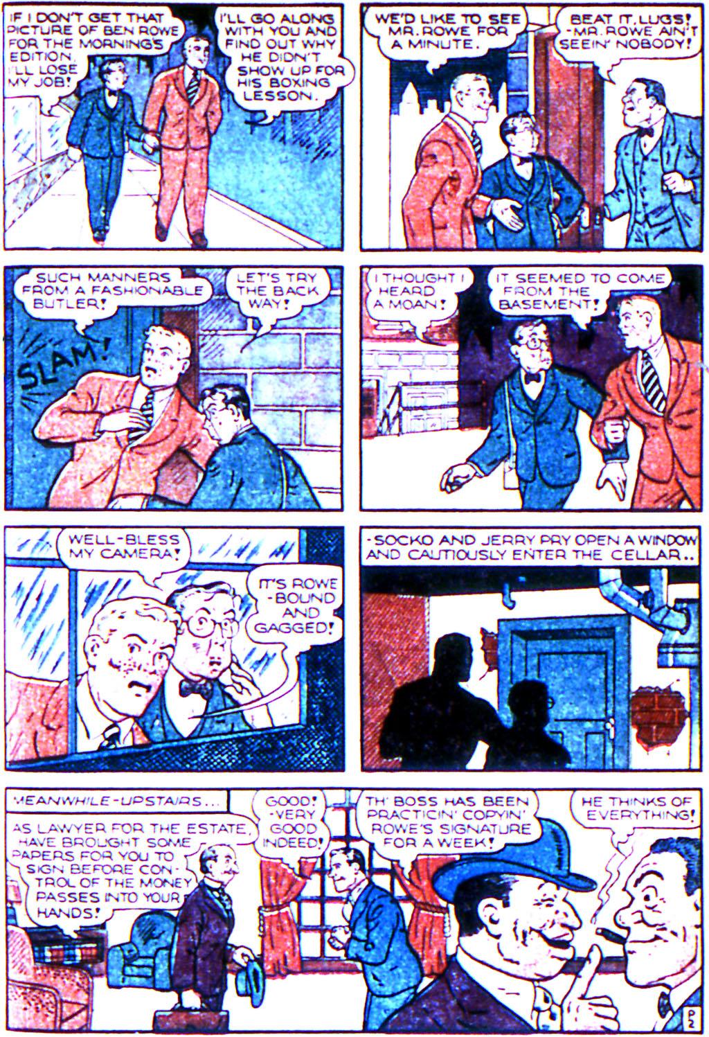 Read online Adventure Comics (1938) comic -  Issue #44 - 29